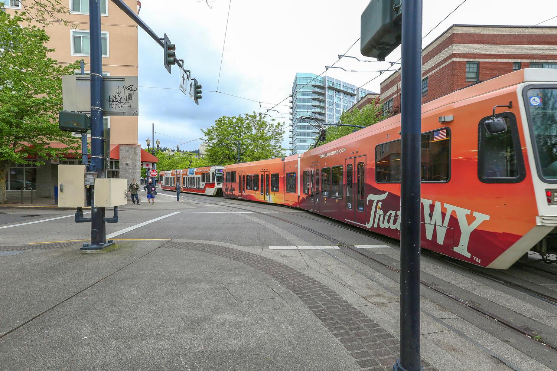 Portland Max Train