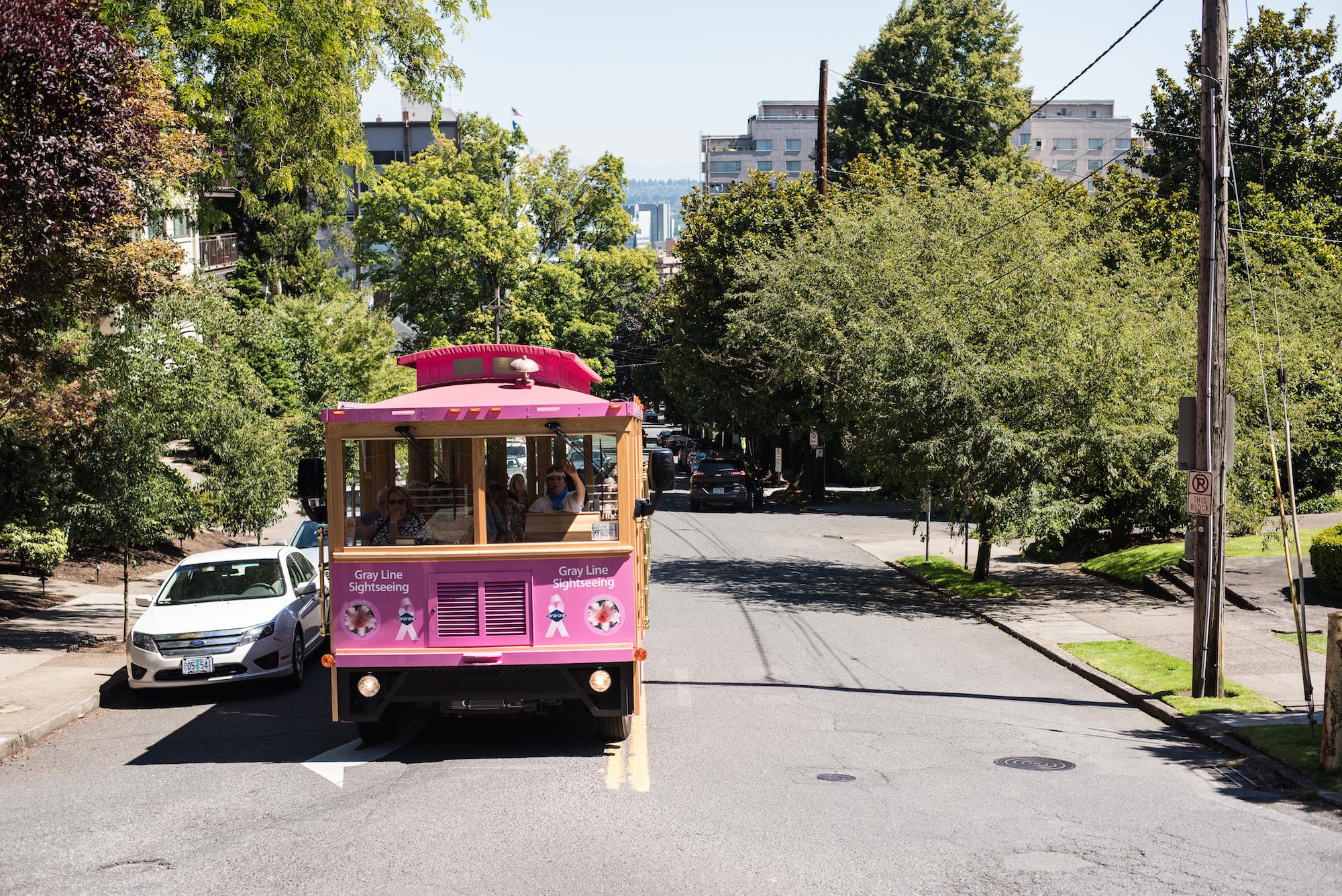 Arlington Heights Trolley