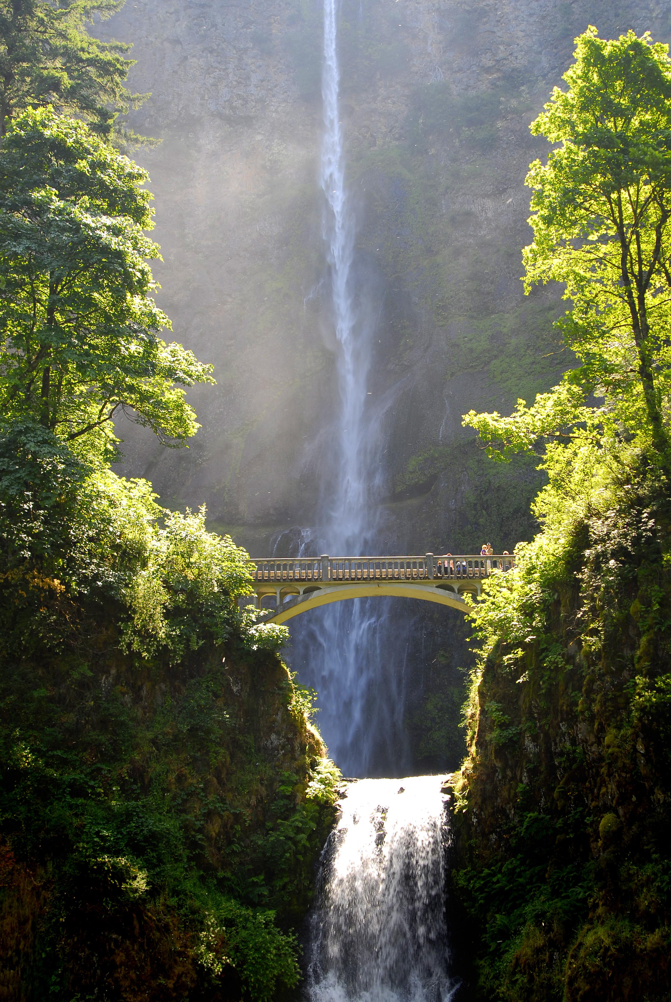 Multnohomah Falls