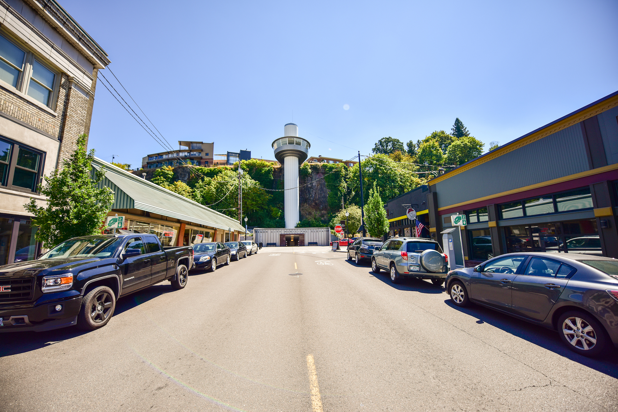 Oregon City Elevator