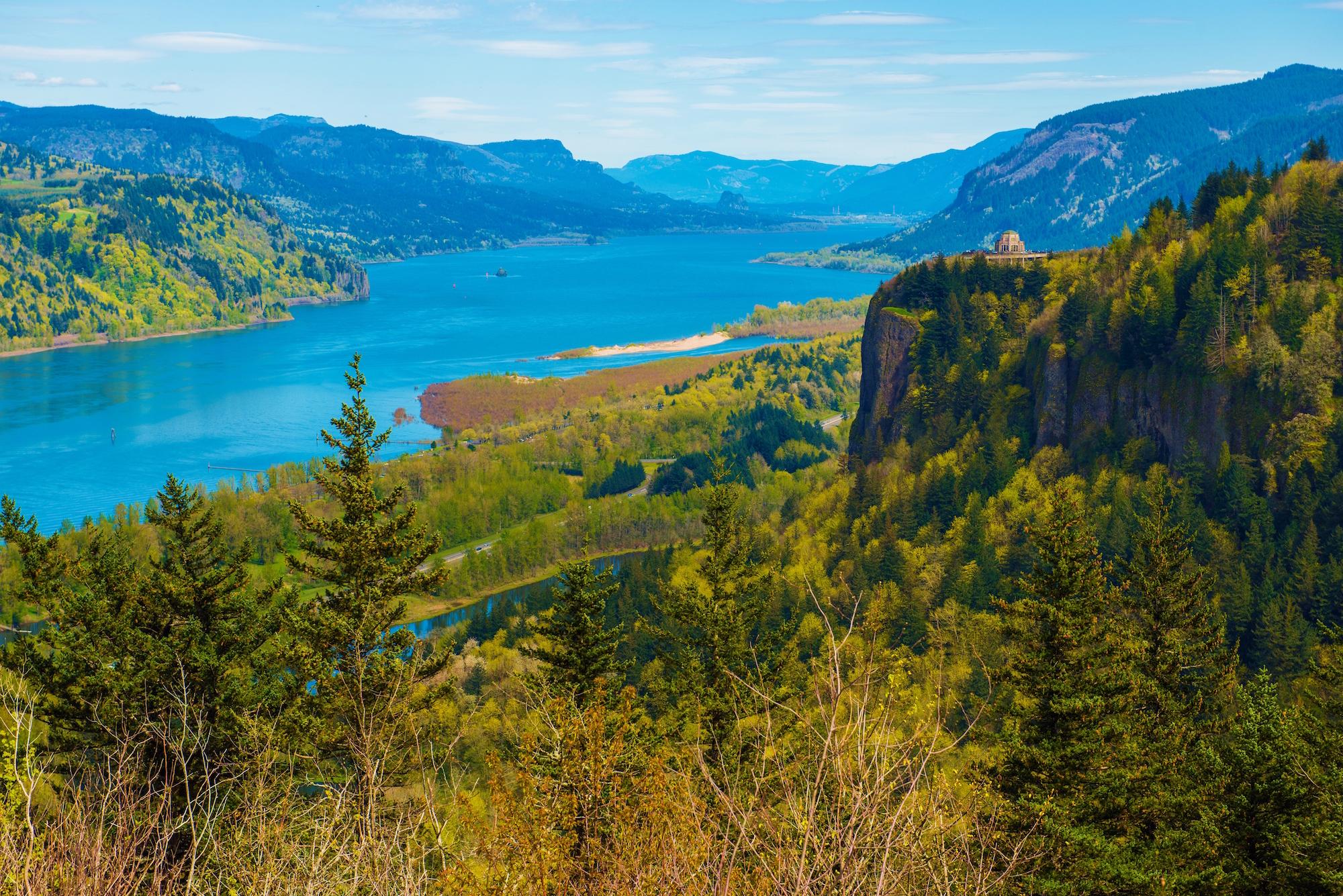 Portland, OR Gorge