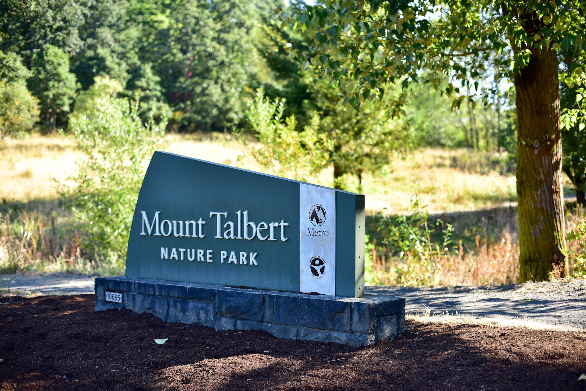 Clackamas Mount Talbert Park