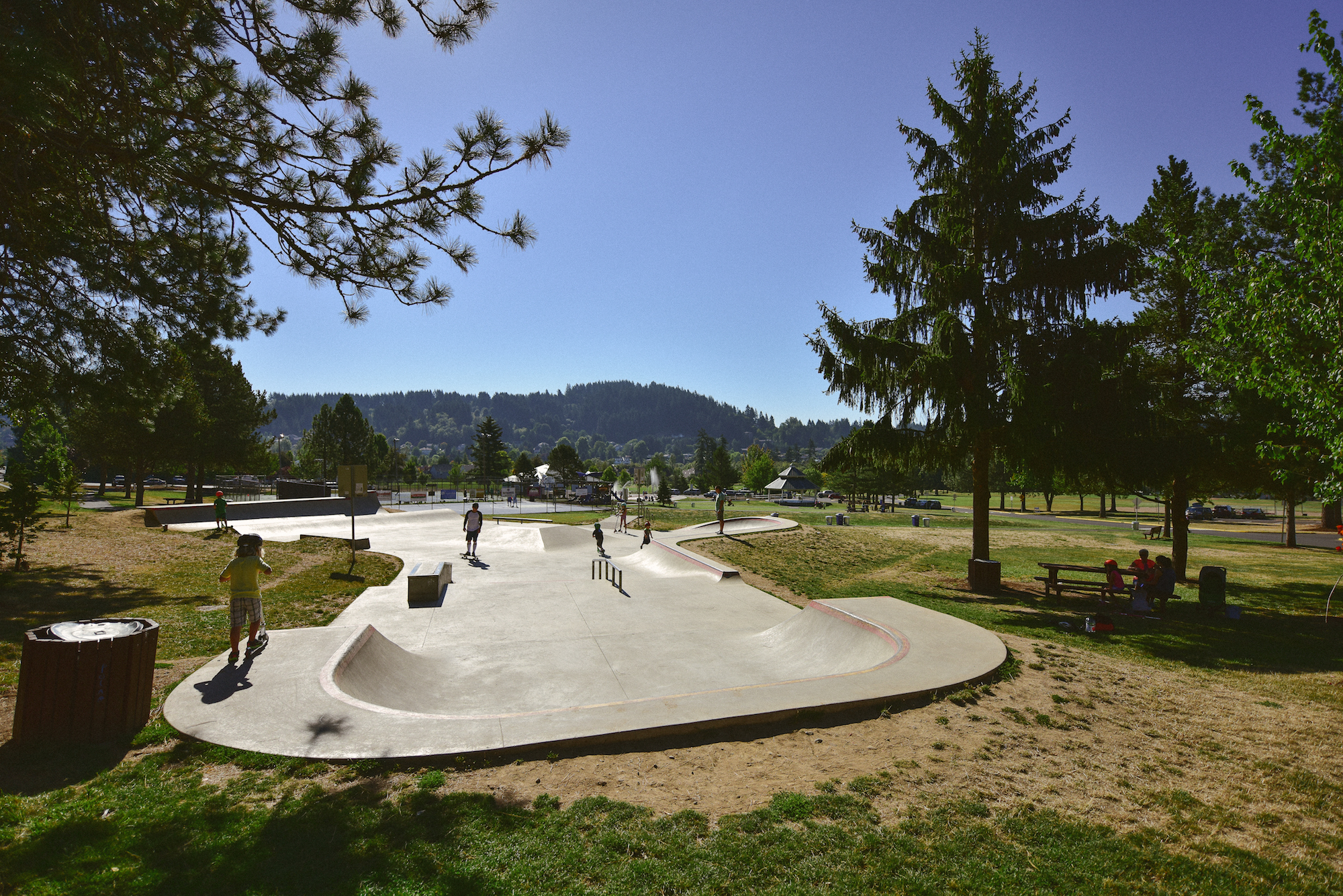 Happy Valley Skate Park