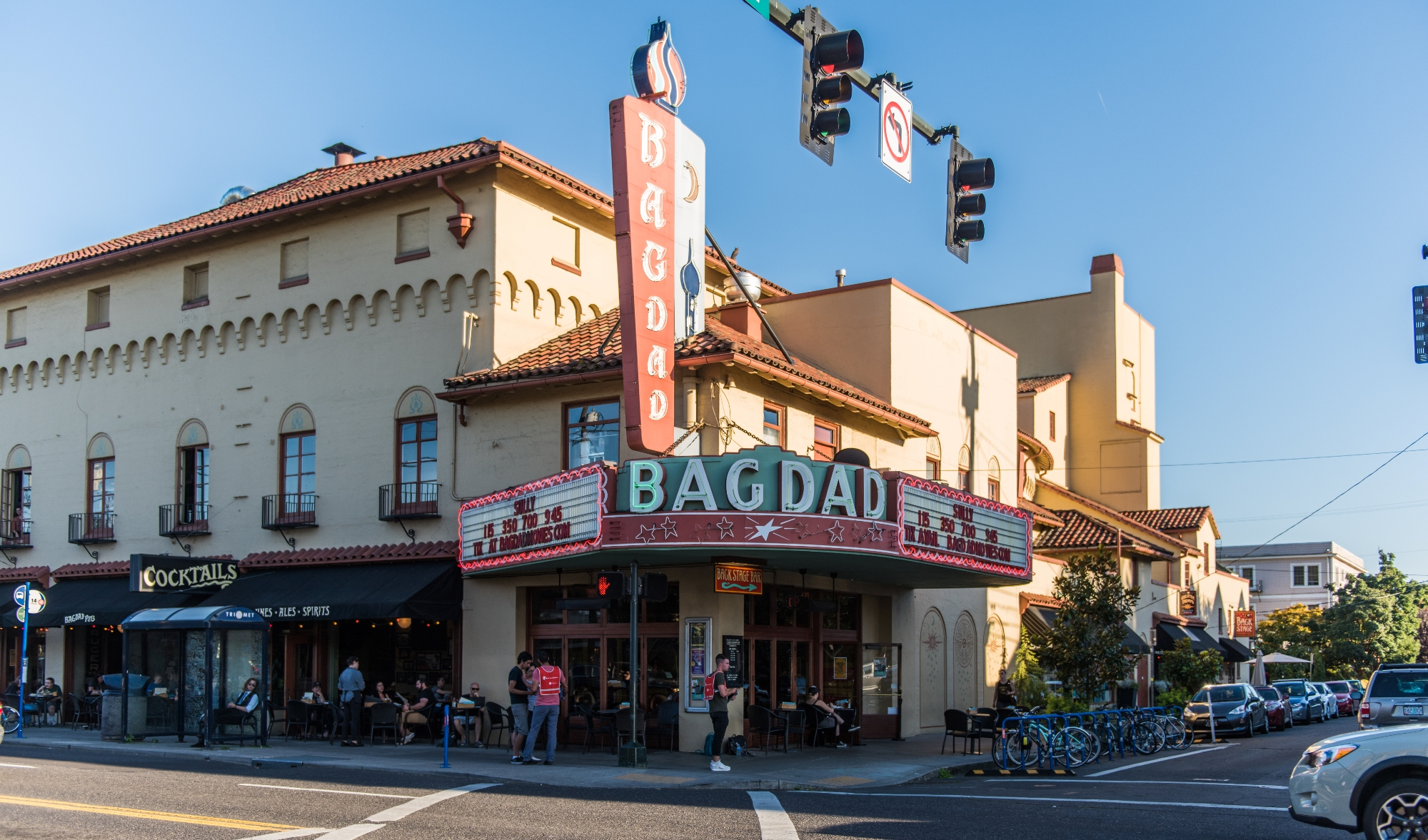 Hawthorne Bagdad Theatre