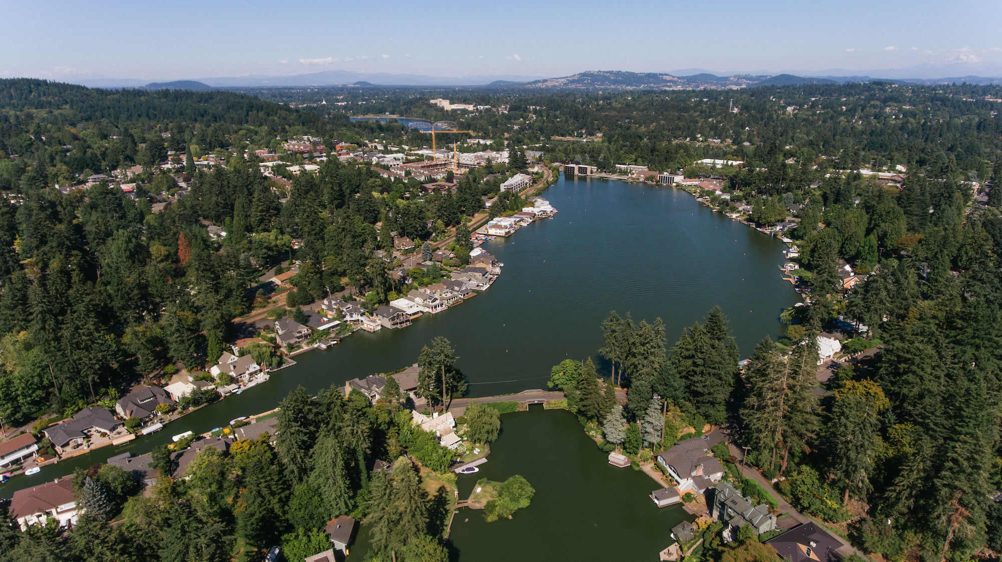 Lake Oswego Lakefront Homes For Sale