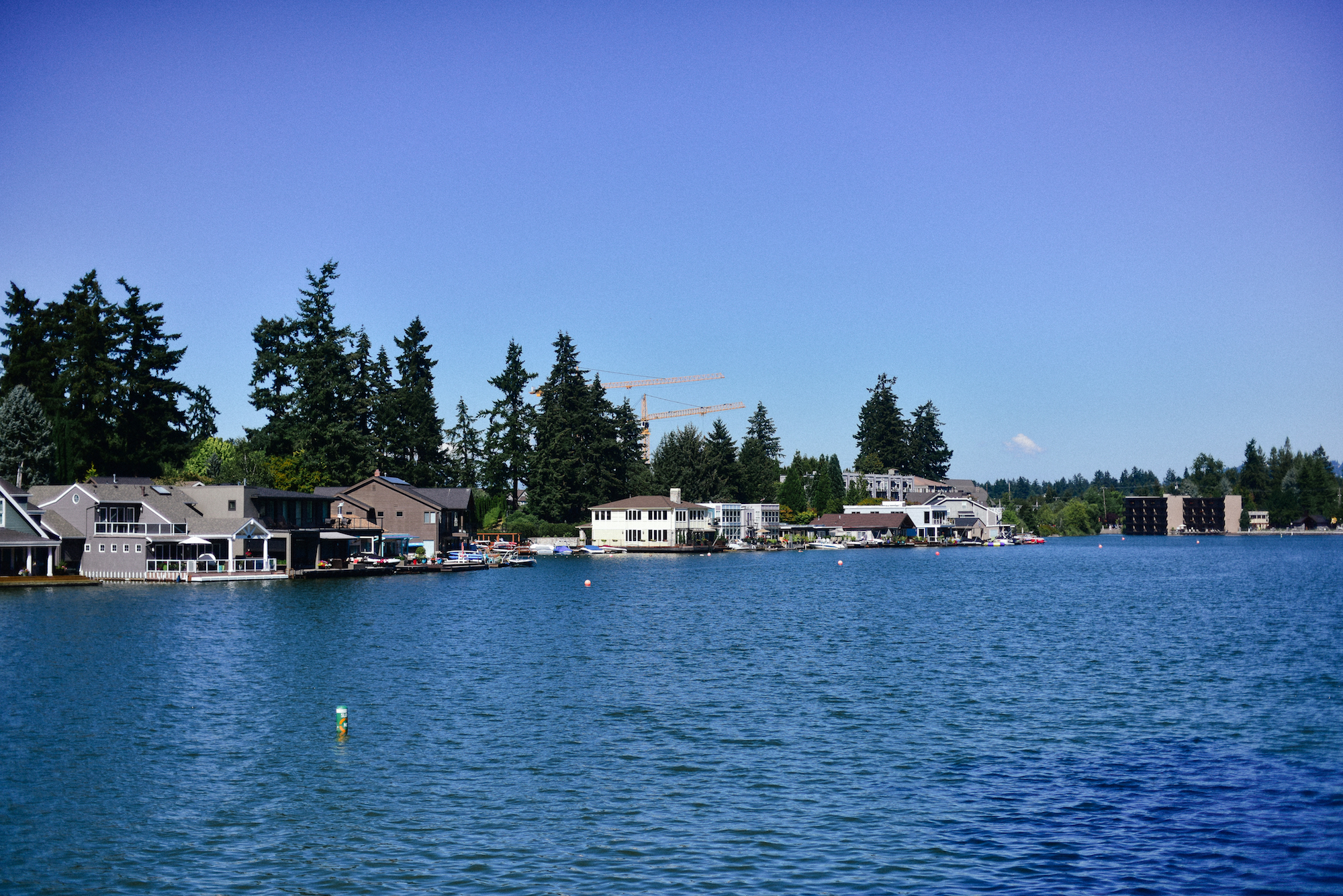 Lake Oswego Waterfront Properties