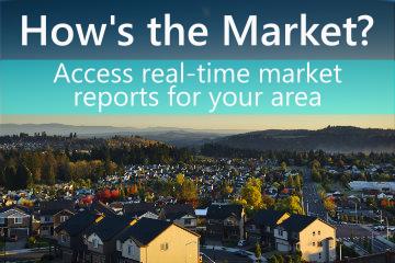 Portland Real Estate Market Statistics Image