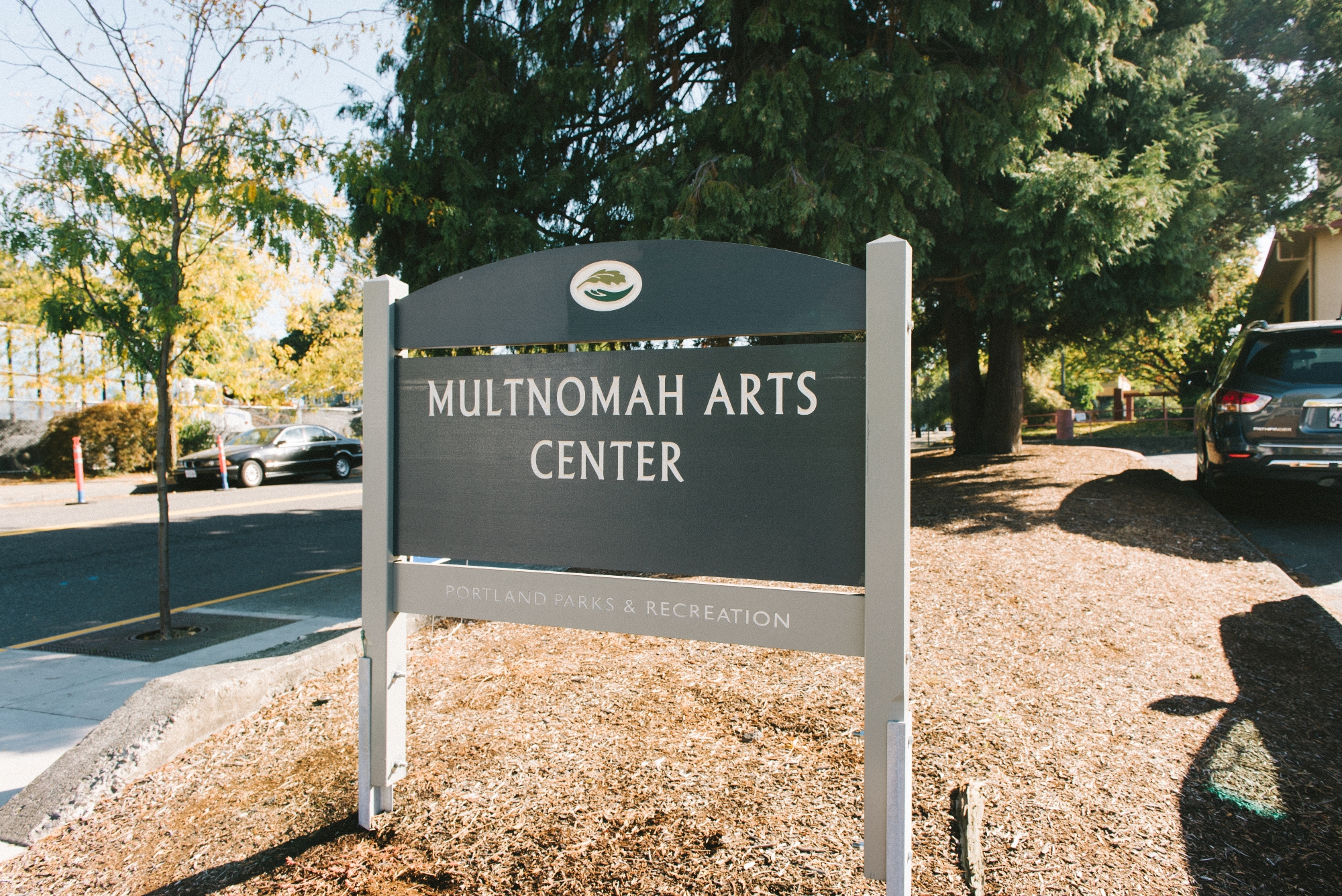 Multnomah Village culteral art center