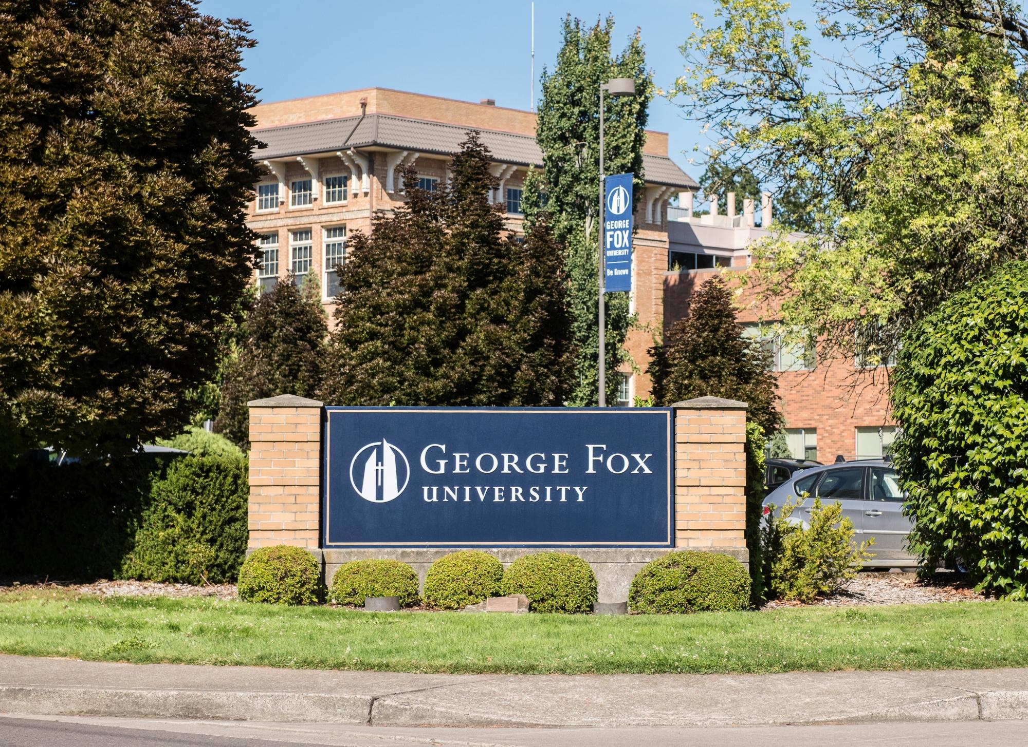 Newberg Gerorge Fox Univeristy