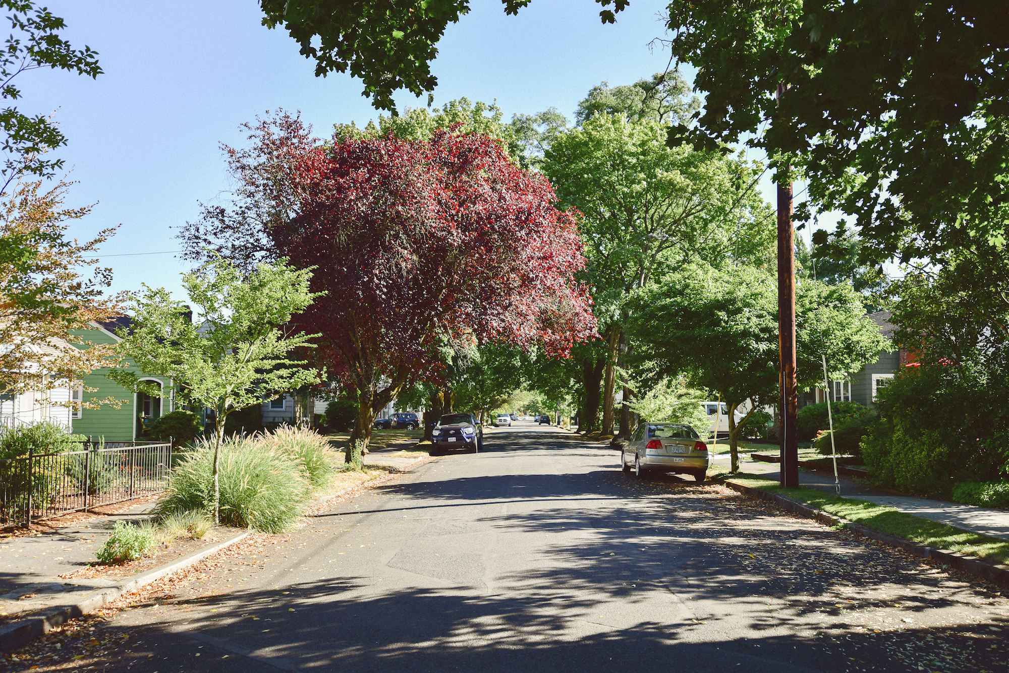 Sellwood neighborhood homes