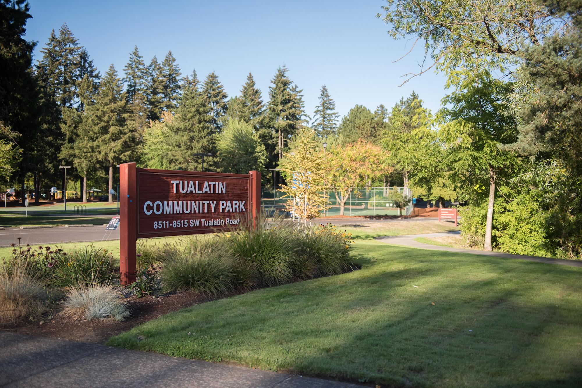 Tualatin Community Park