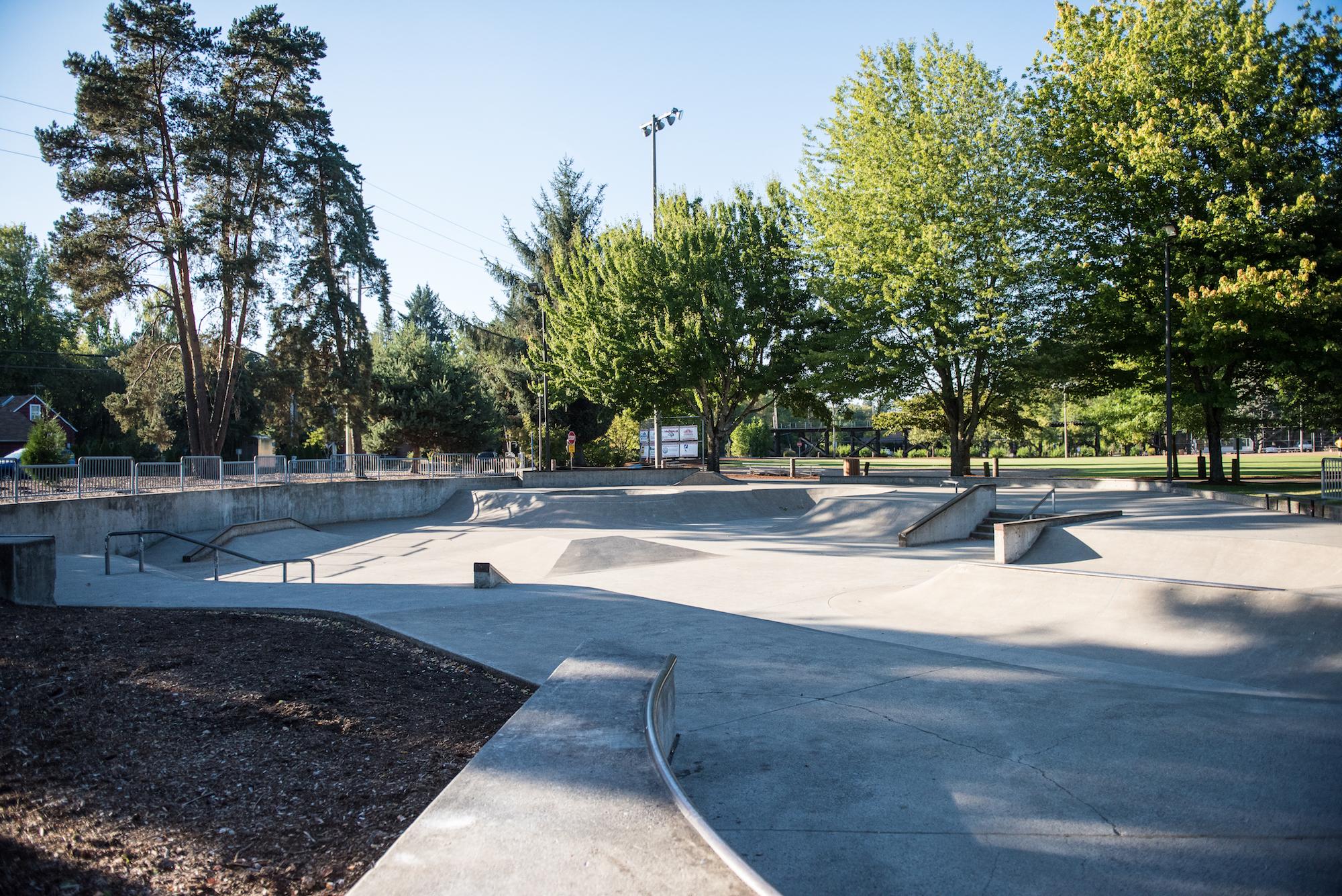 Tualatin Skate Park