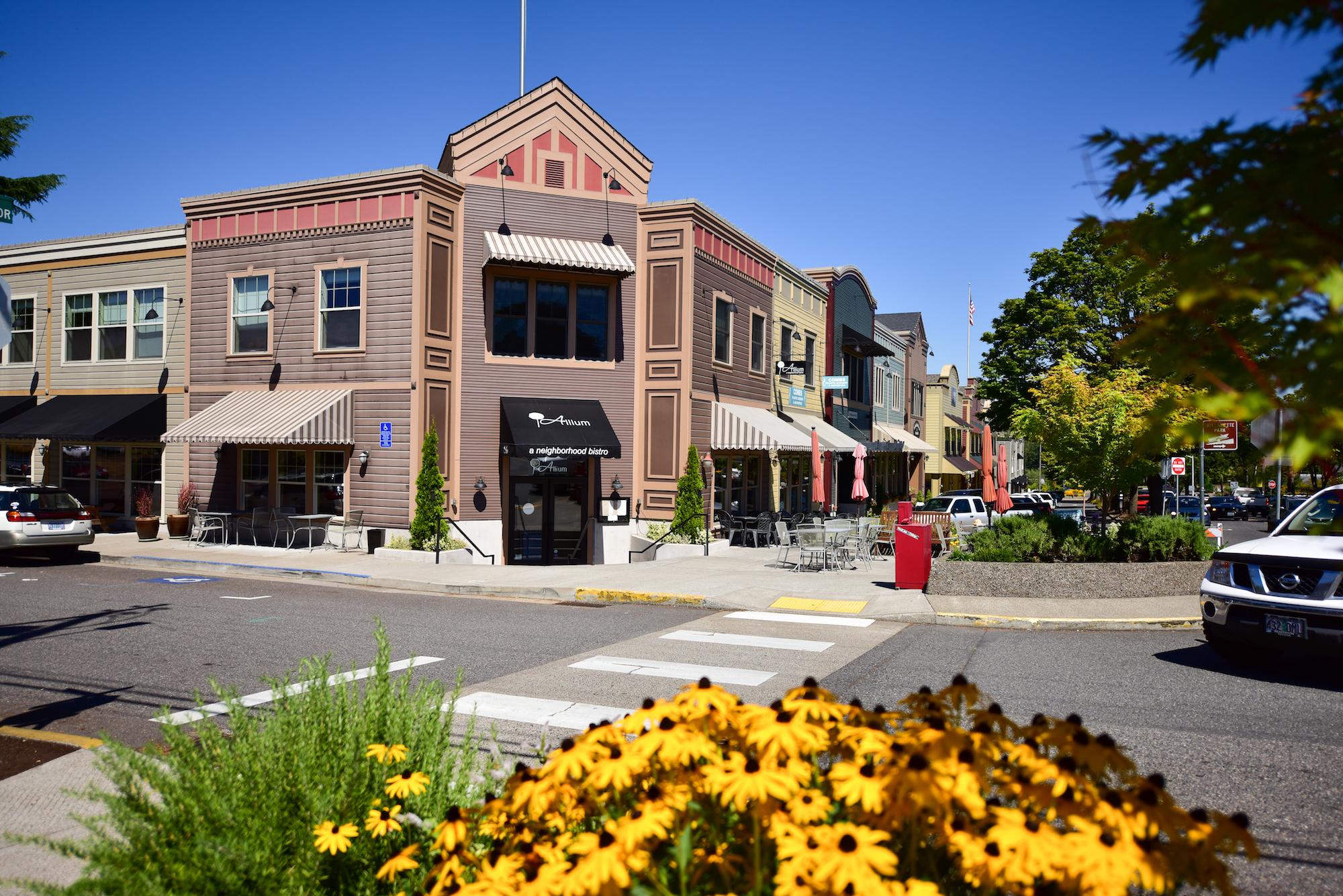 Historic Downtown West Linn