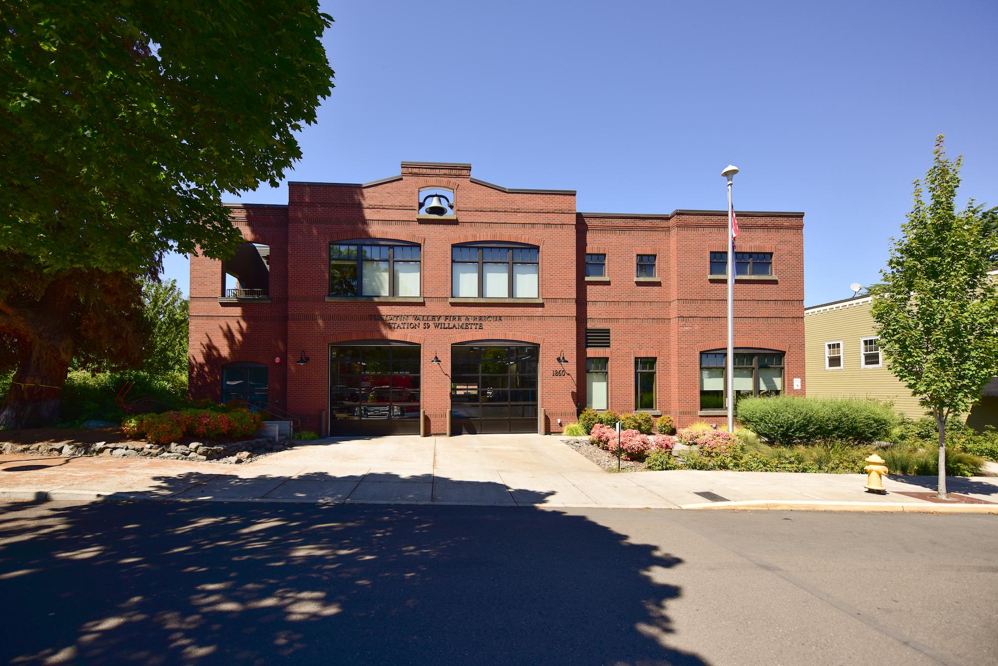 West Linn Fire Station