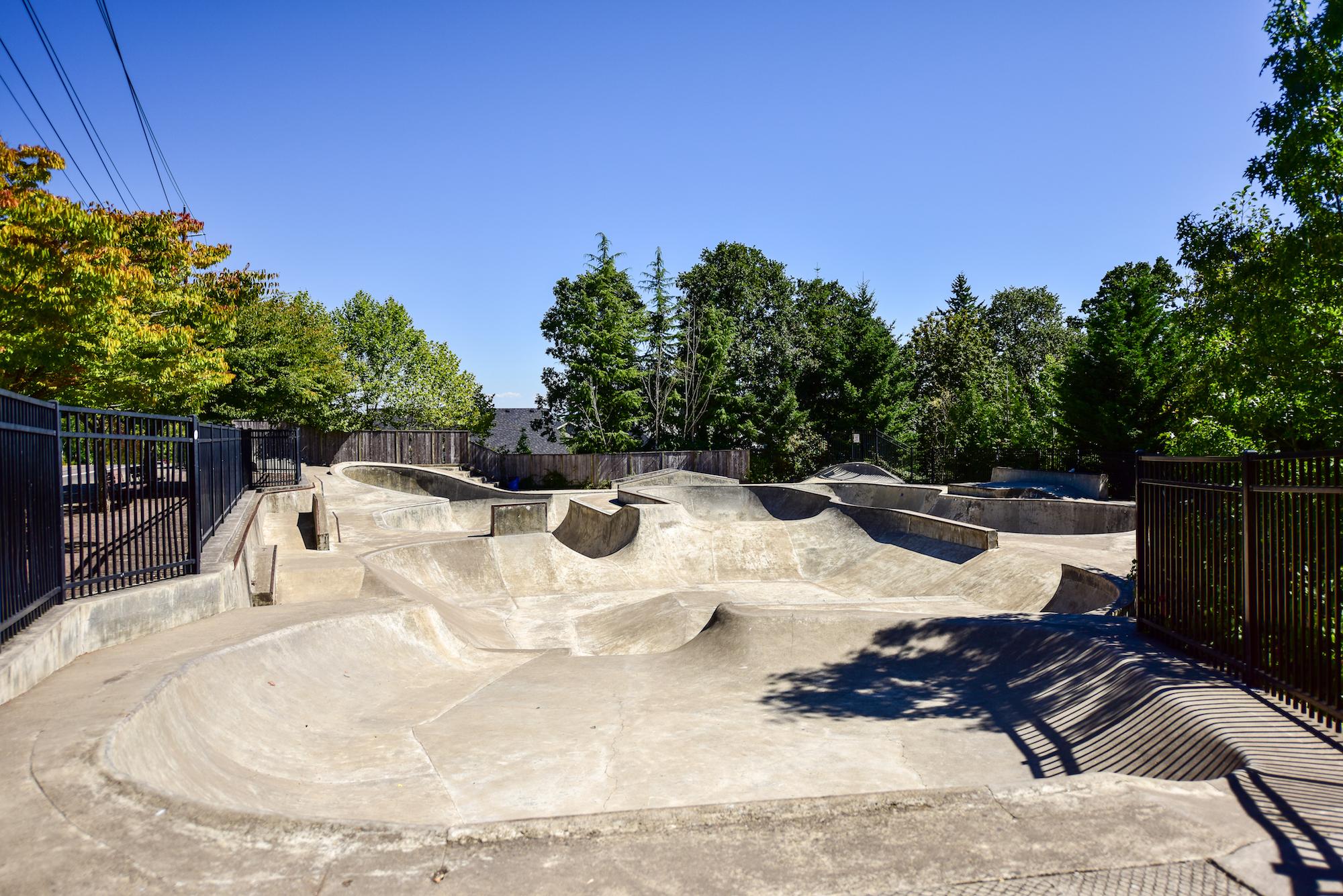 West Linn Skate Park