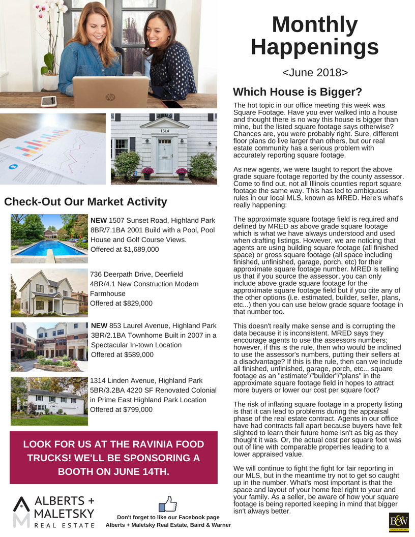Monthly Market Update June
