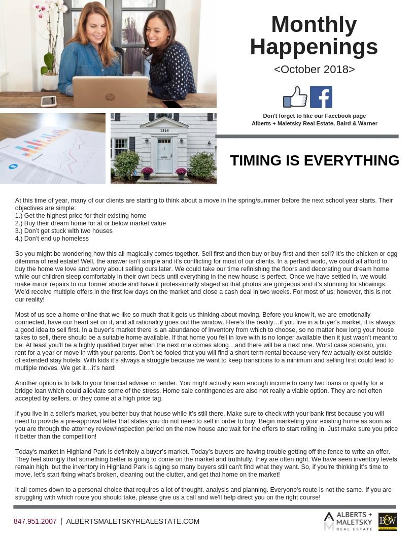 October 2018Blog Post