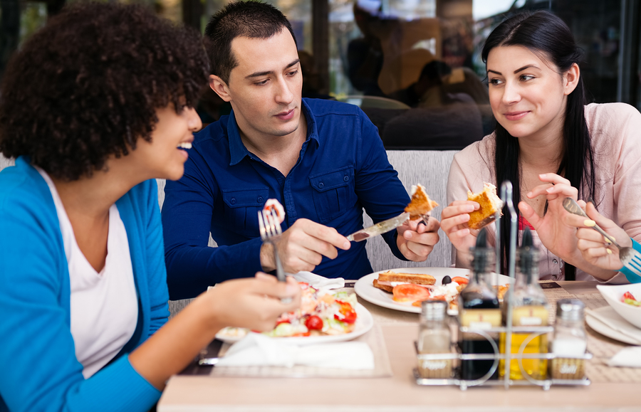 Get breakfast with friends near your Arnold home.