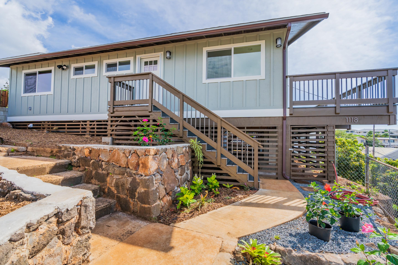 Front view of 1118 Maalaea Road #3, Honolulu, HI 96817
