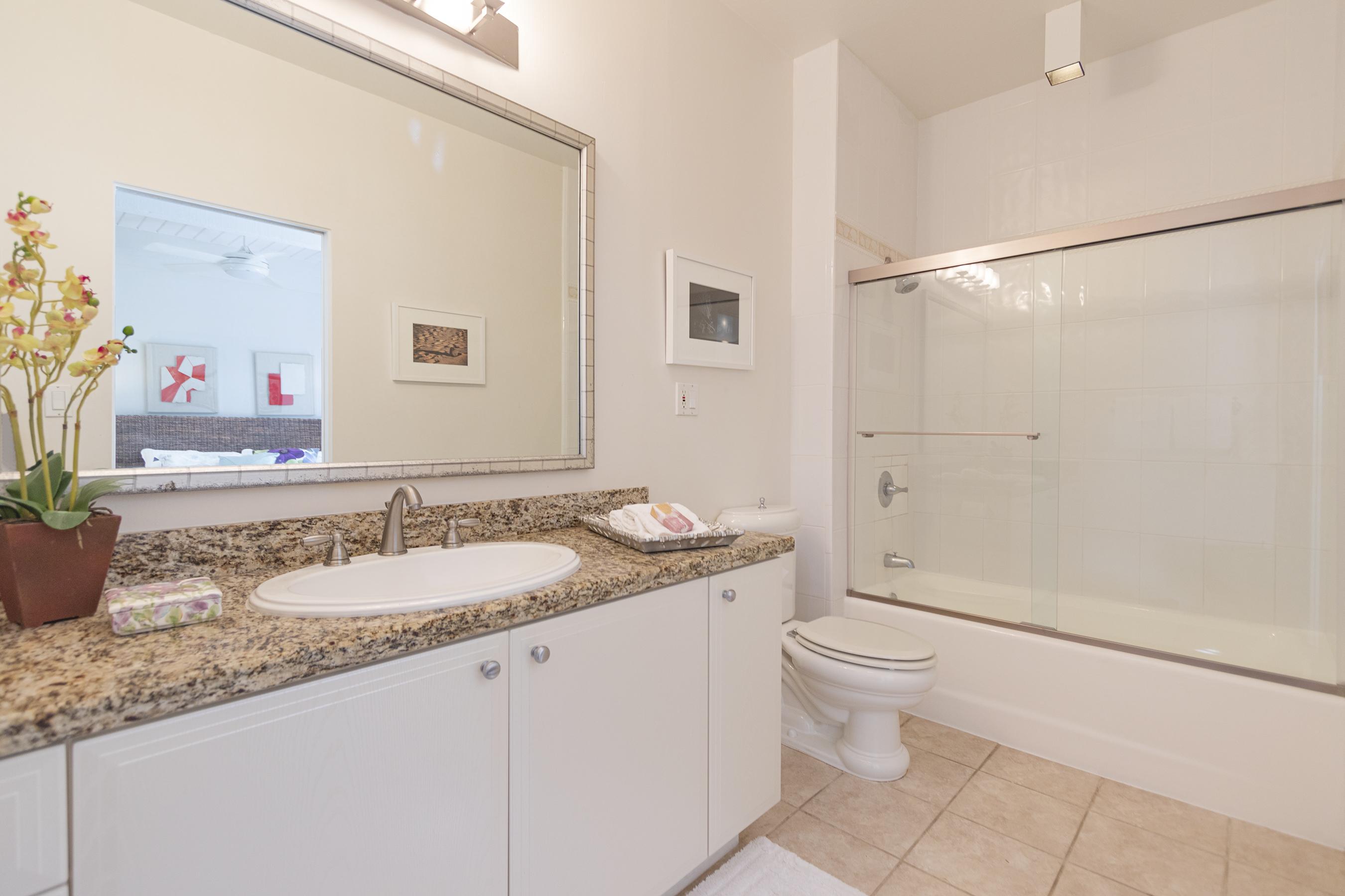 Second bathroom at 113 Lumahai Street