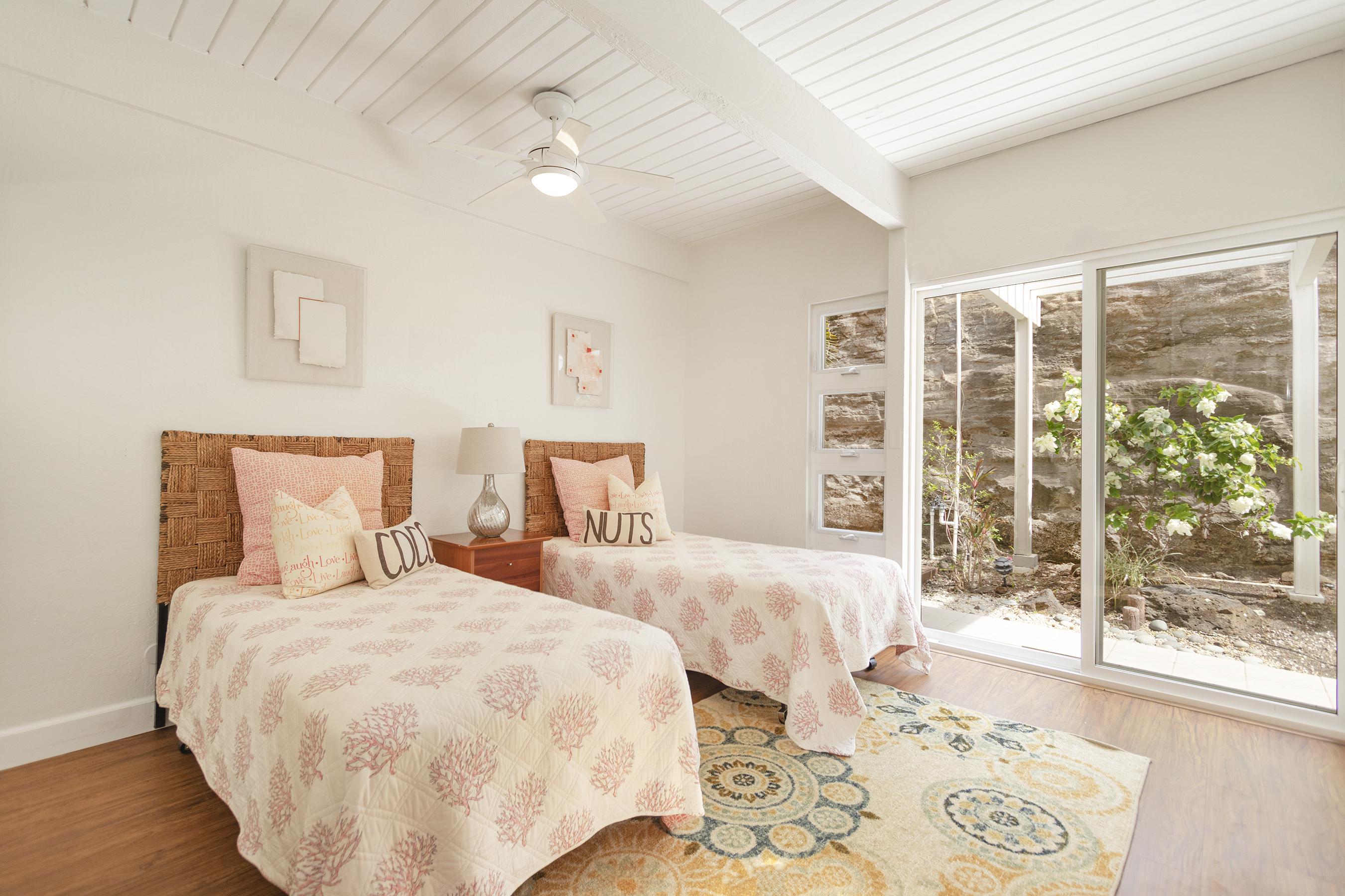Third bedroom at 113 Lumahai Street