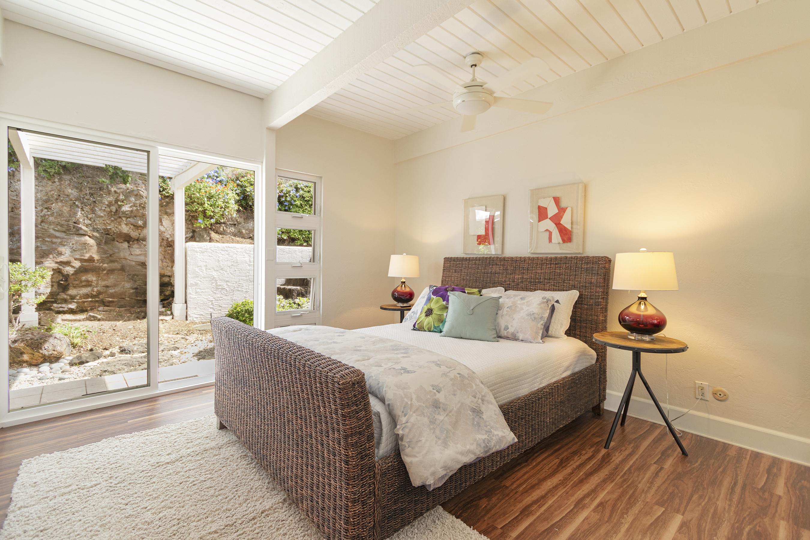 Second bedroom at 113 Lumahai Street