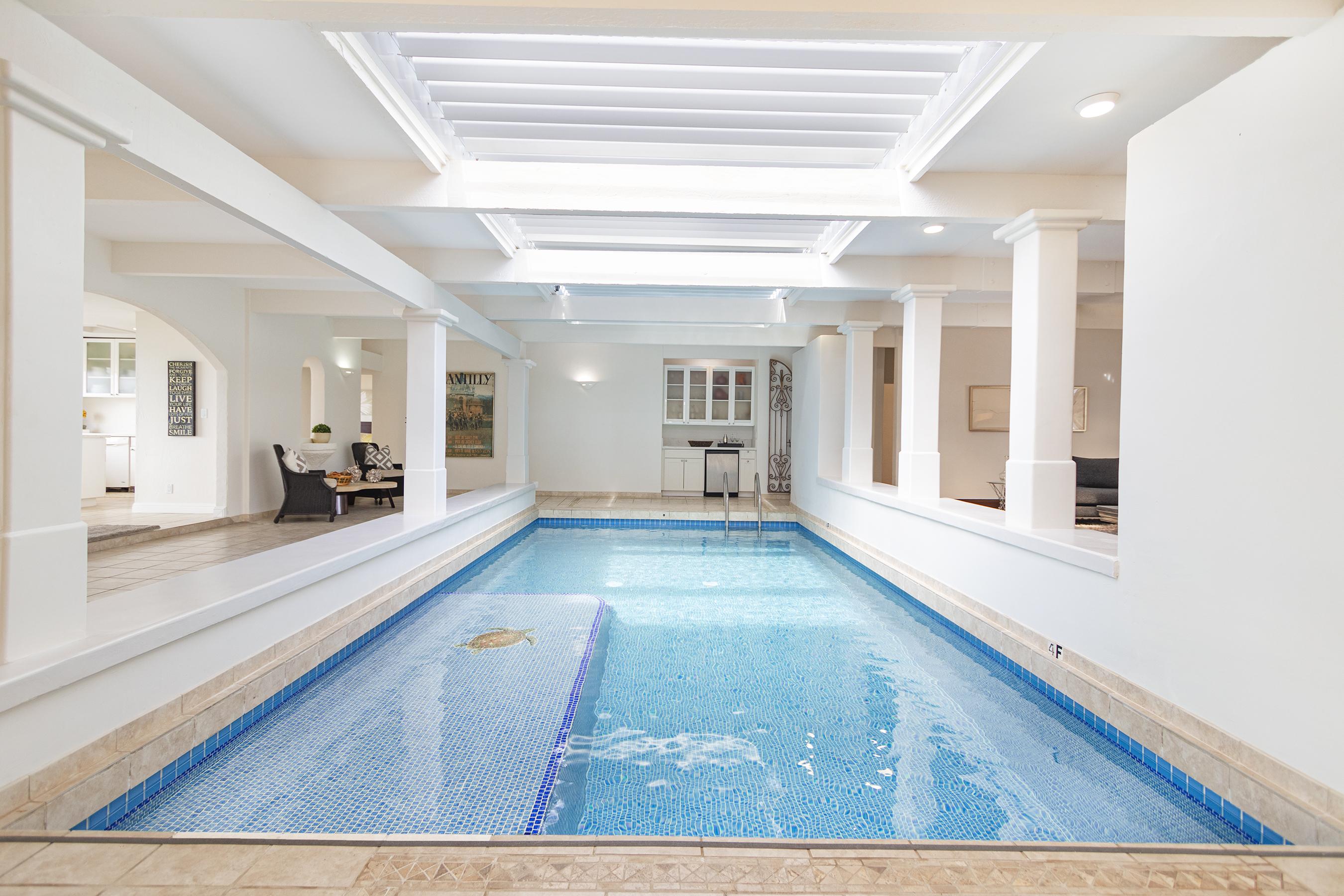 Pool at 113 Lumahai Street