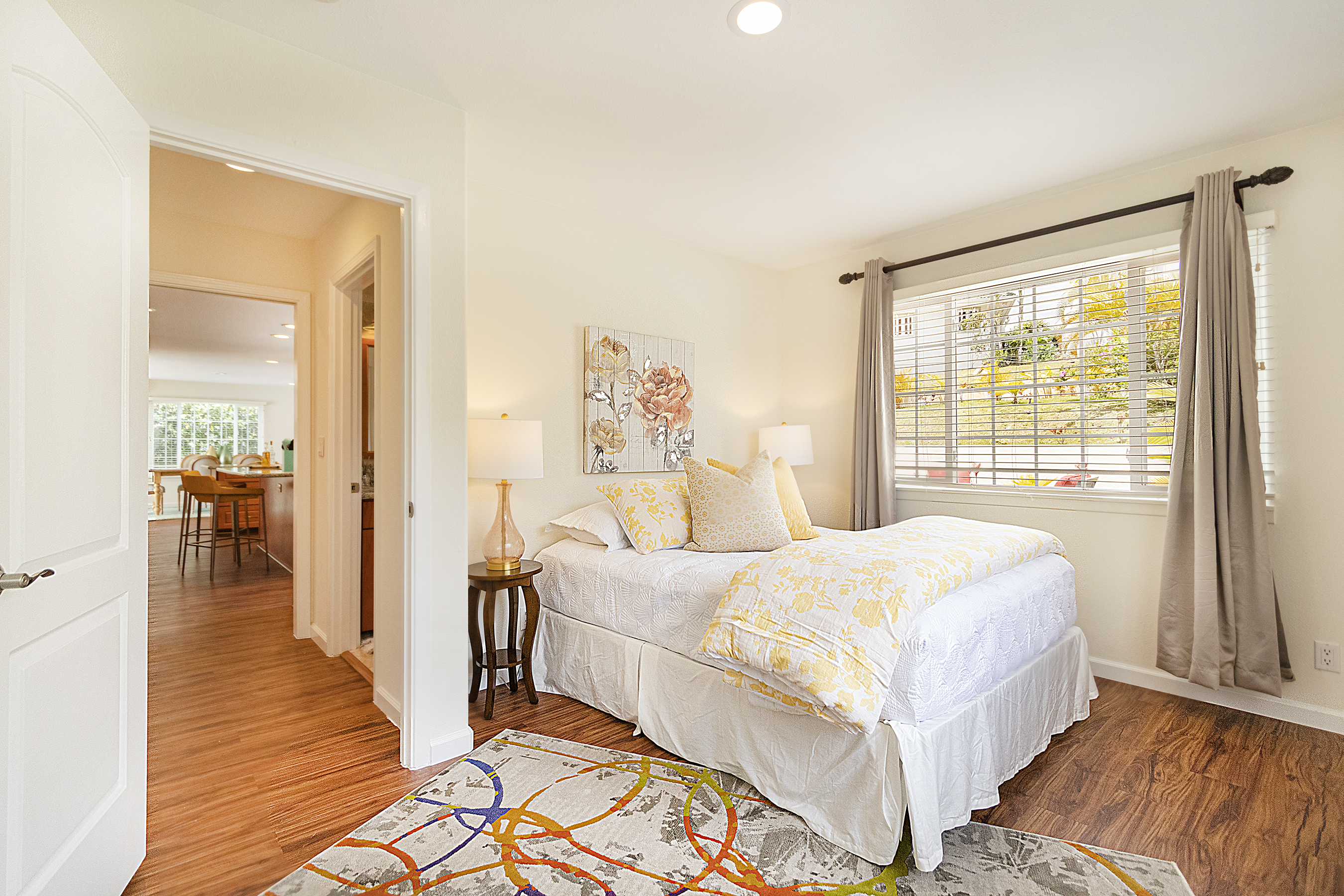 Second Bedroom at 122 Kokololio Place