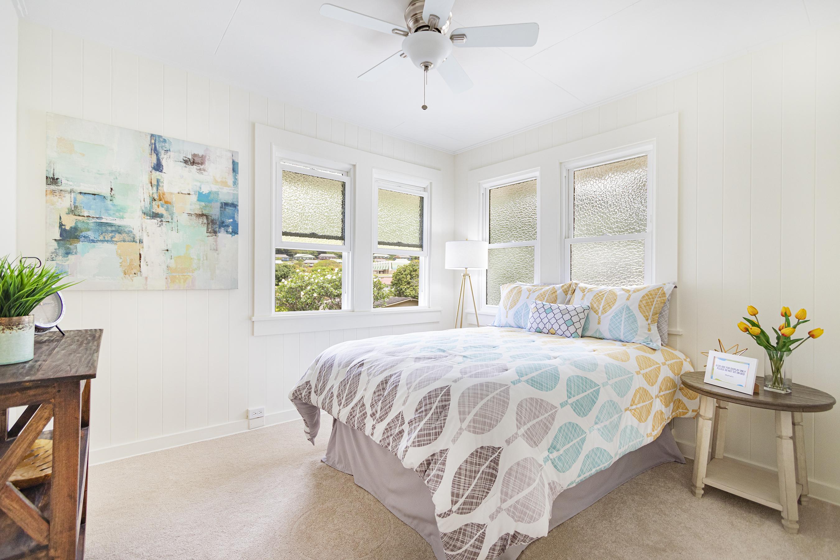 Second bedroom at 1955 9th Avenue, Honolulu 96816