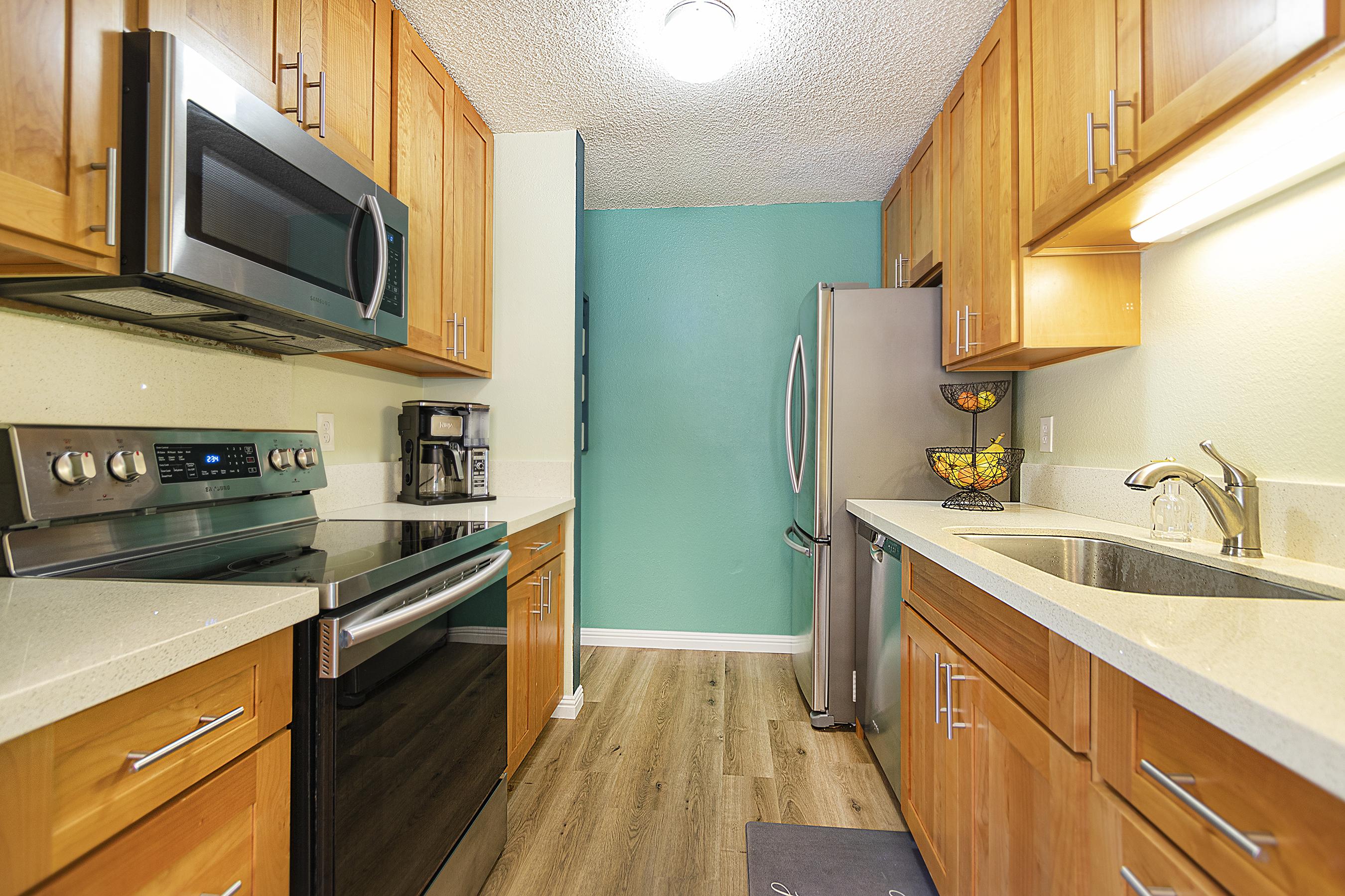 Kitchen at 2532 Akepa St, Pearl City