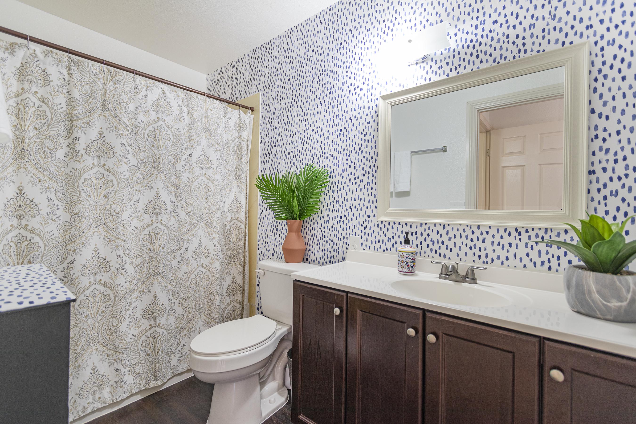 Master bathroom at 2532 Akepa St, Pearl City