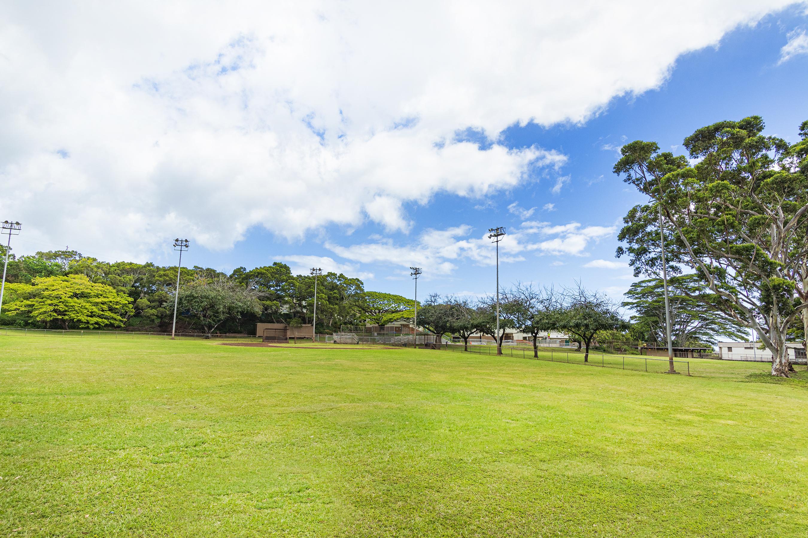 Large park near 2532 Akepa St, Pearl City