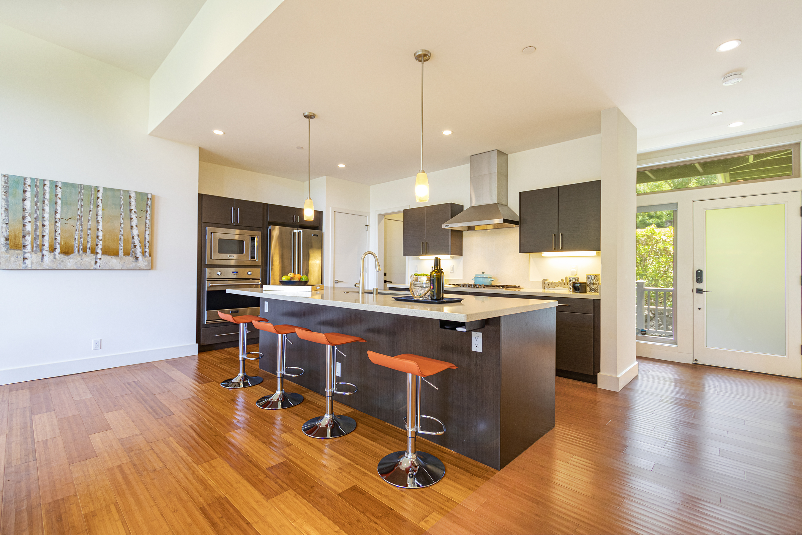 Kitchen at 2914 Booth Road #17