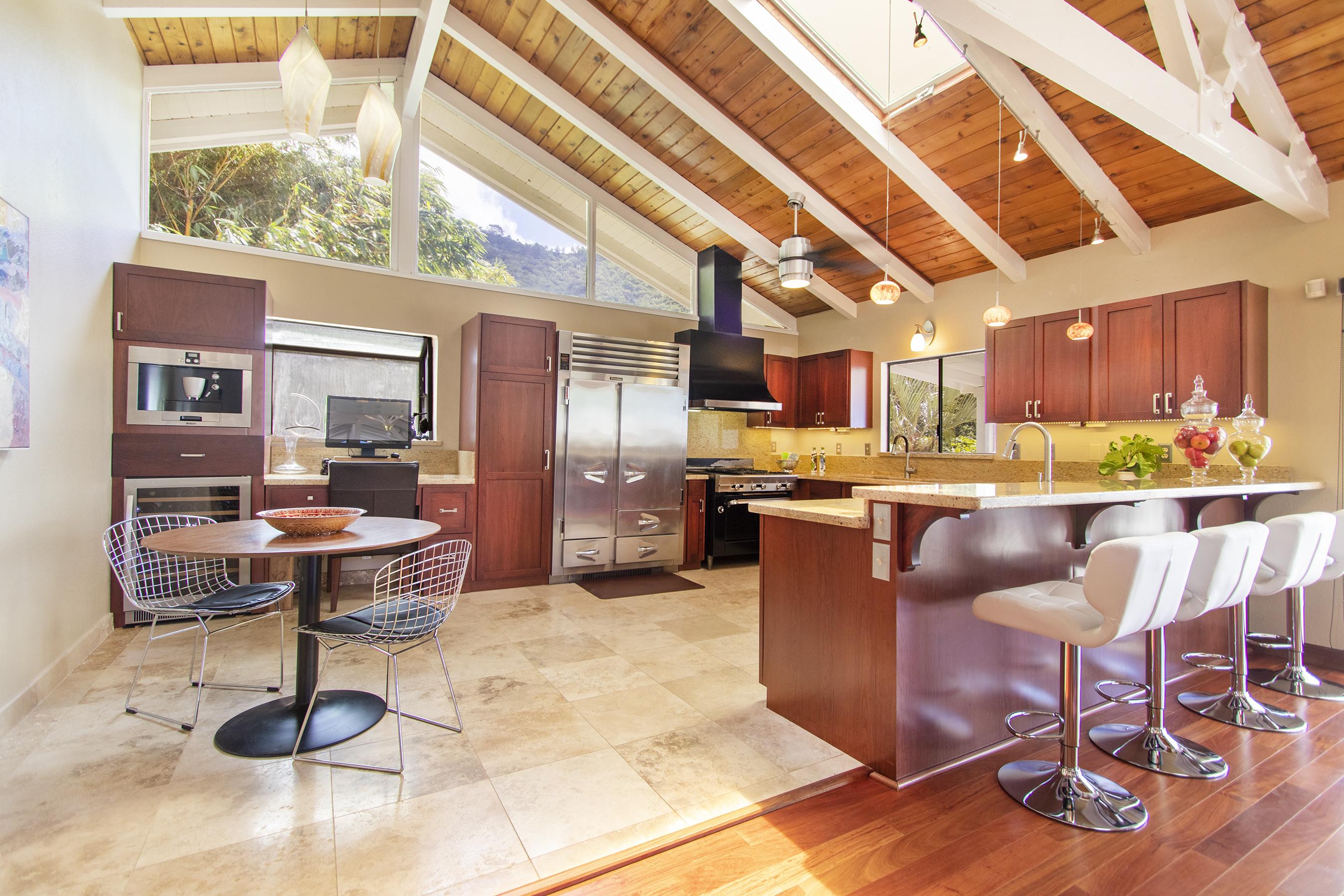 Kitchen at 3663 Woodlawn Drive