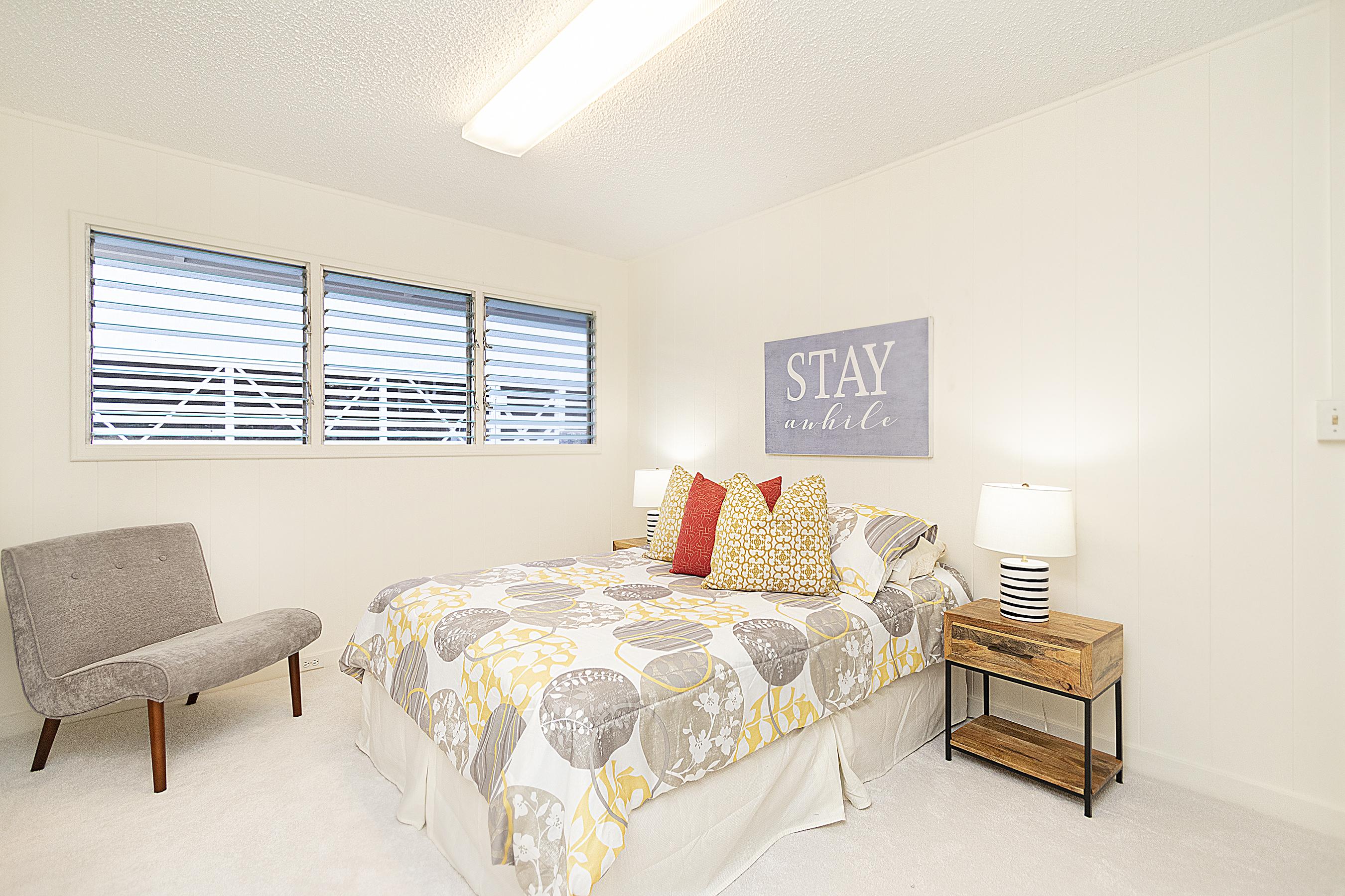 Second Bedroom at 380 Puiwa Road, Honolulu, HI 96817