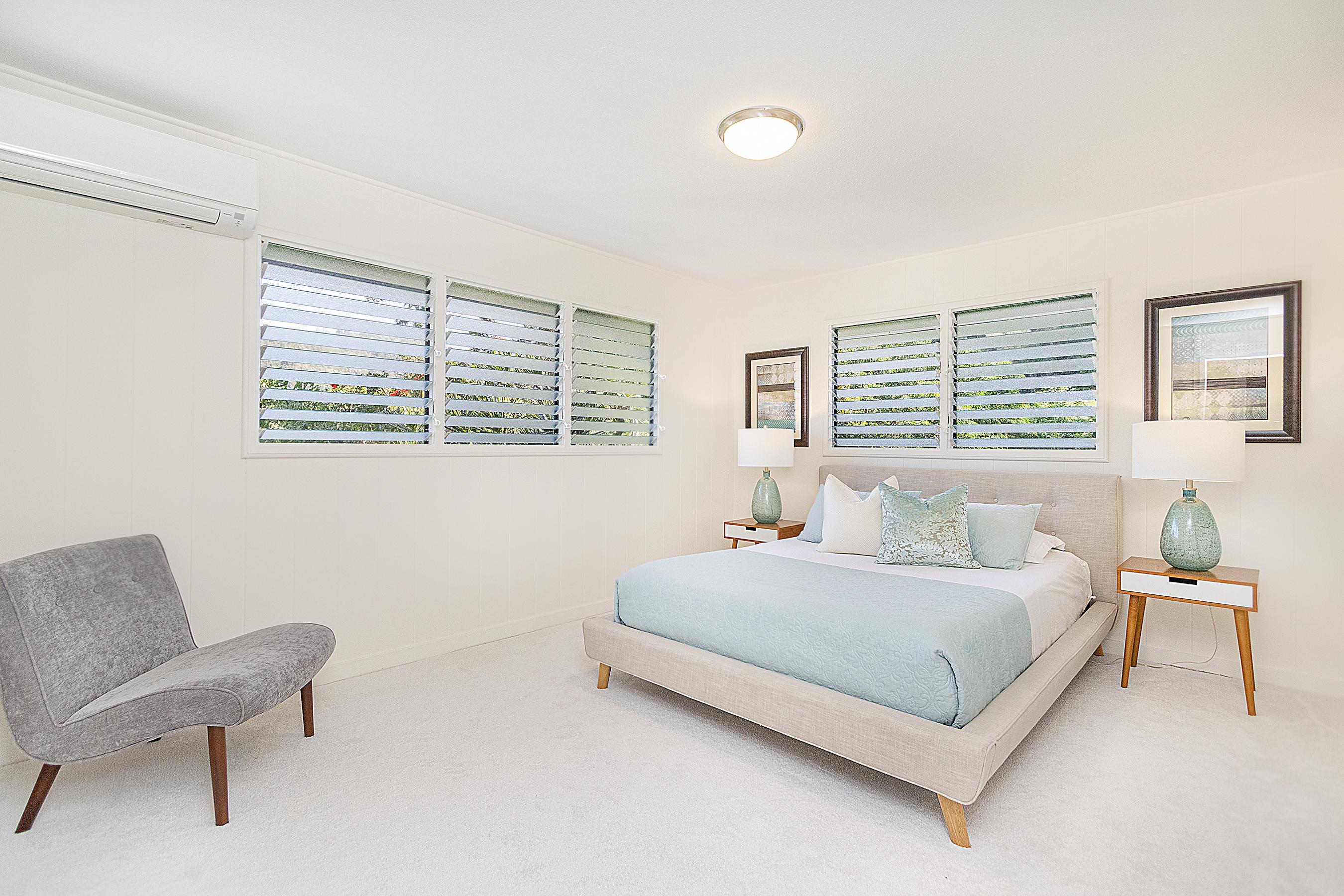 First Bedroom at 380 Puiwa Road, Honolulu, HI 96817