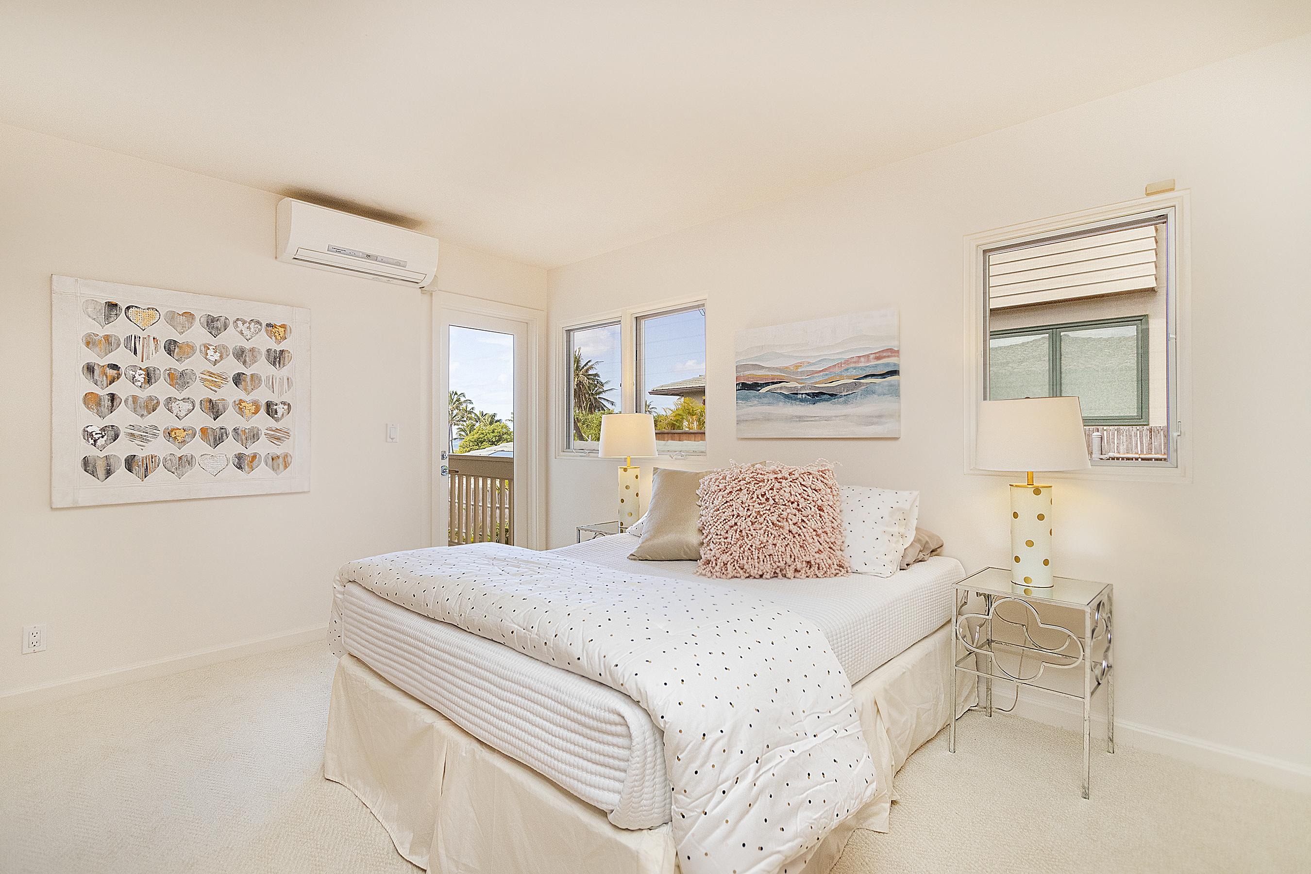 Bedroom Three at 4323 Kaikoo Place, Honolulu, HI 96816