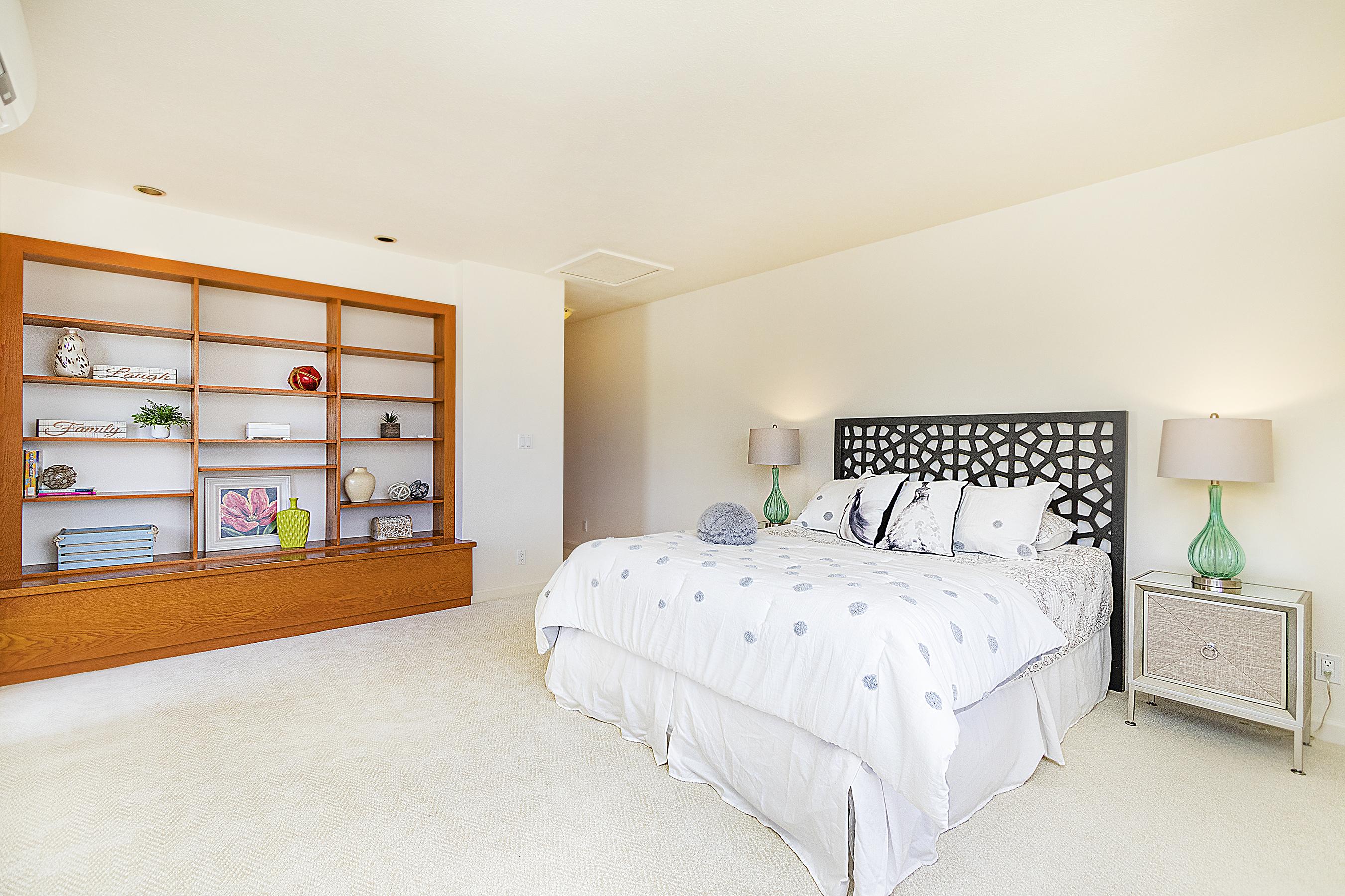 Bedroom four at 4323 Kaikoo Place, Honolulu, HI 96816