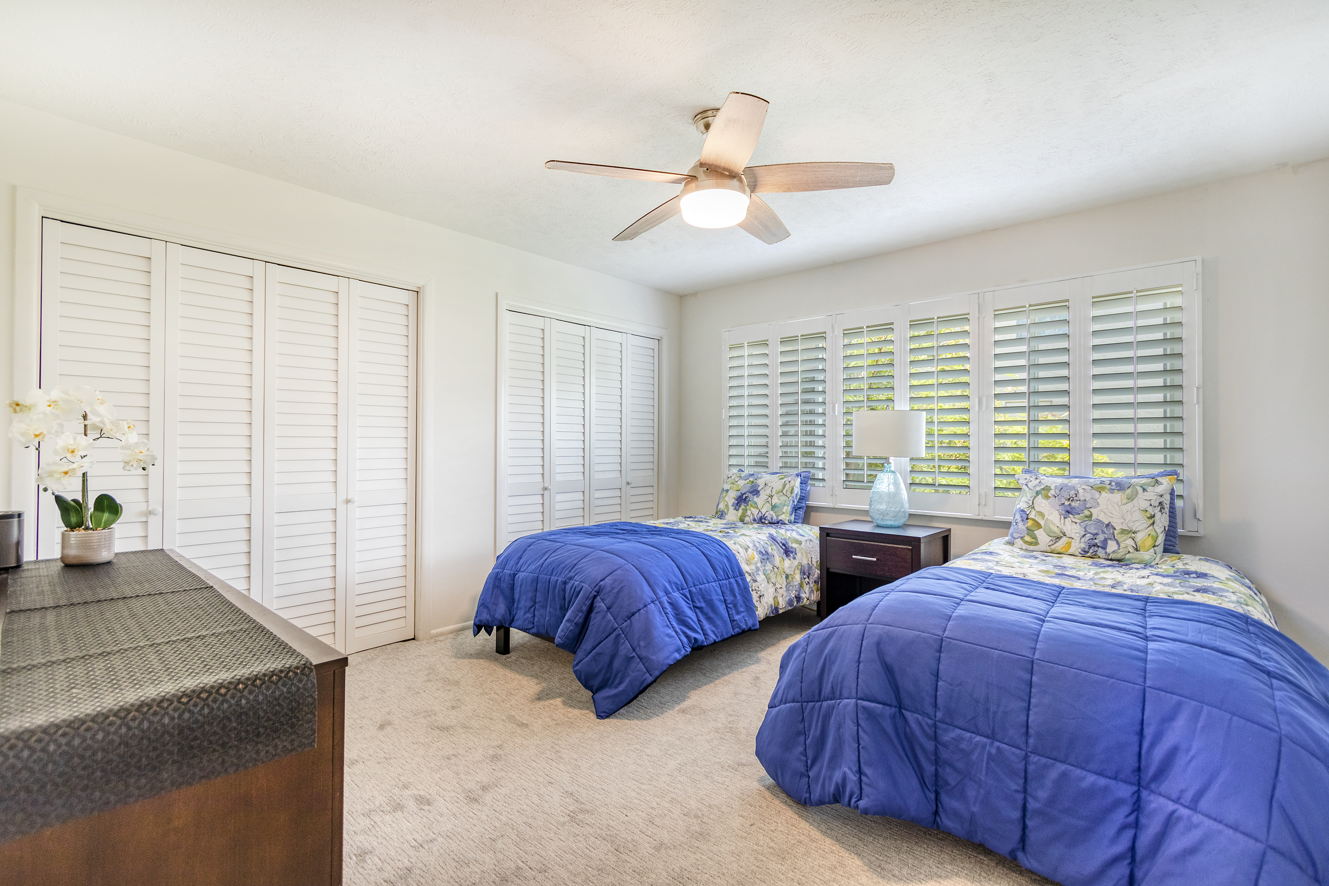 second bedroom at 5307 Poola St Honolulu 96821