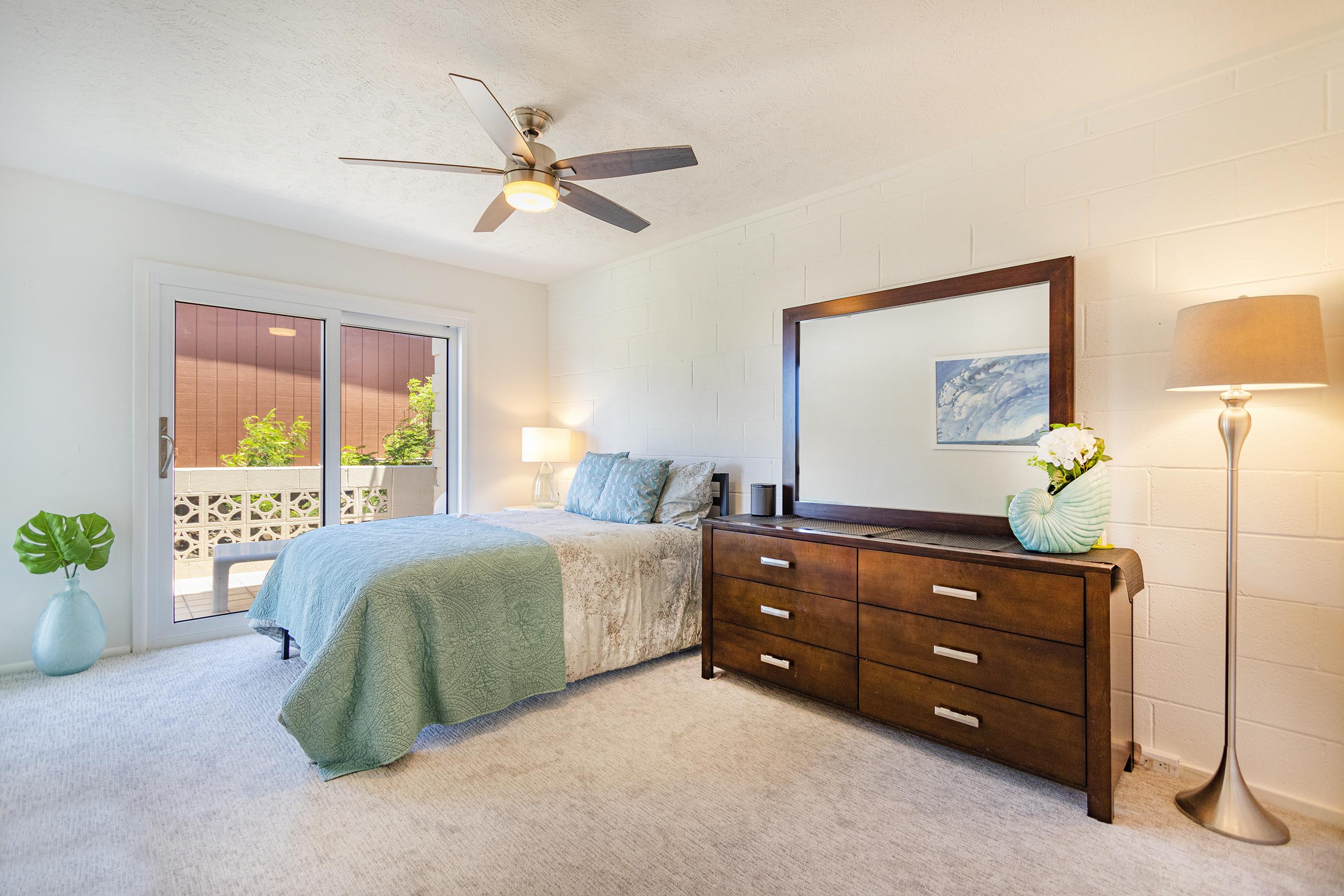 Third bedroom at 5307 Poola St Honolulu 96821