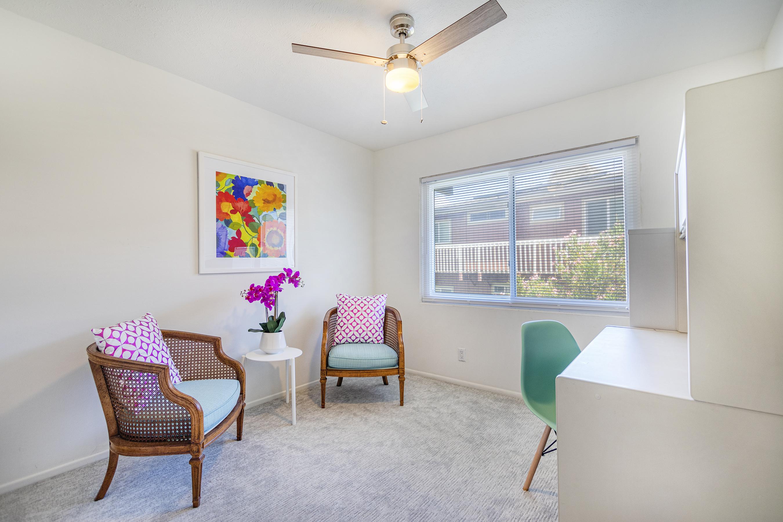 Fourth bedroom at 5307 Poola St Honolulu 96821