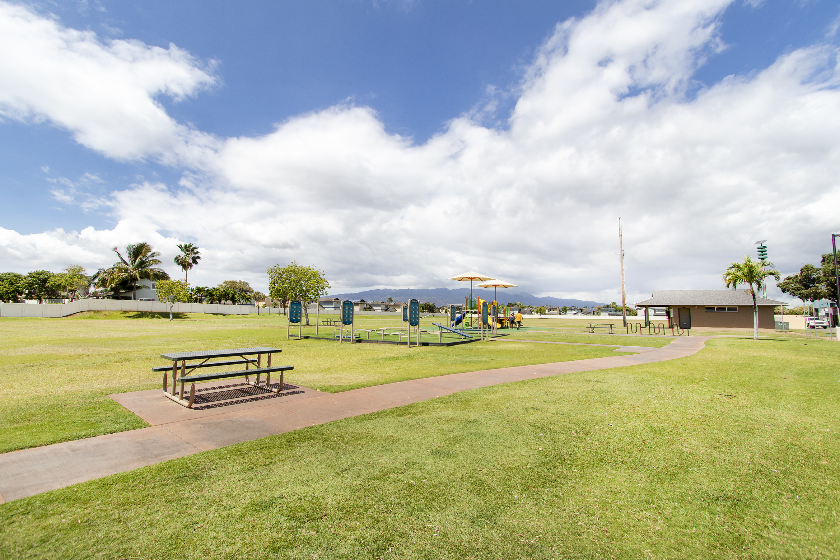 Park for 91-1200 Keaunui Drive #14