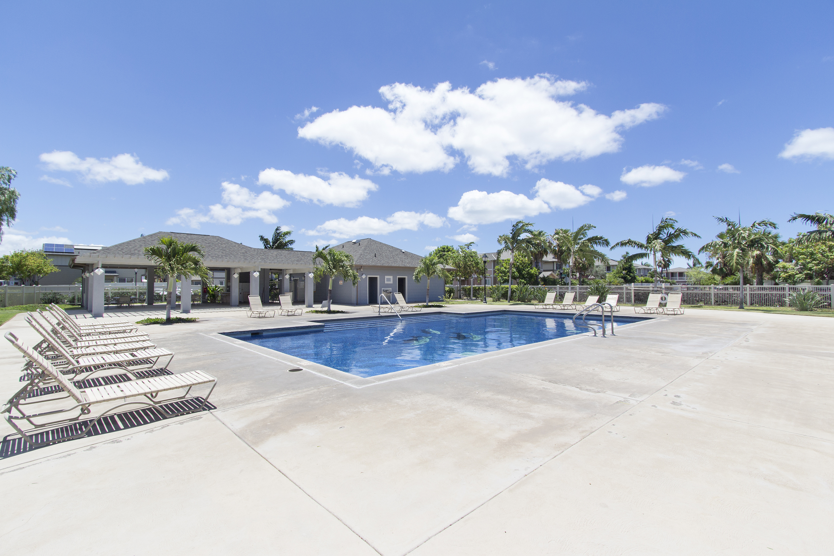 Pool for 91-1200 Keaunui Drive #14