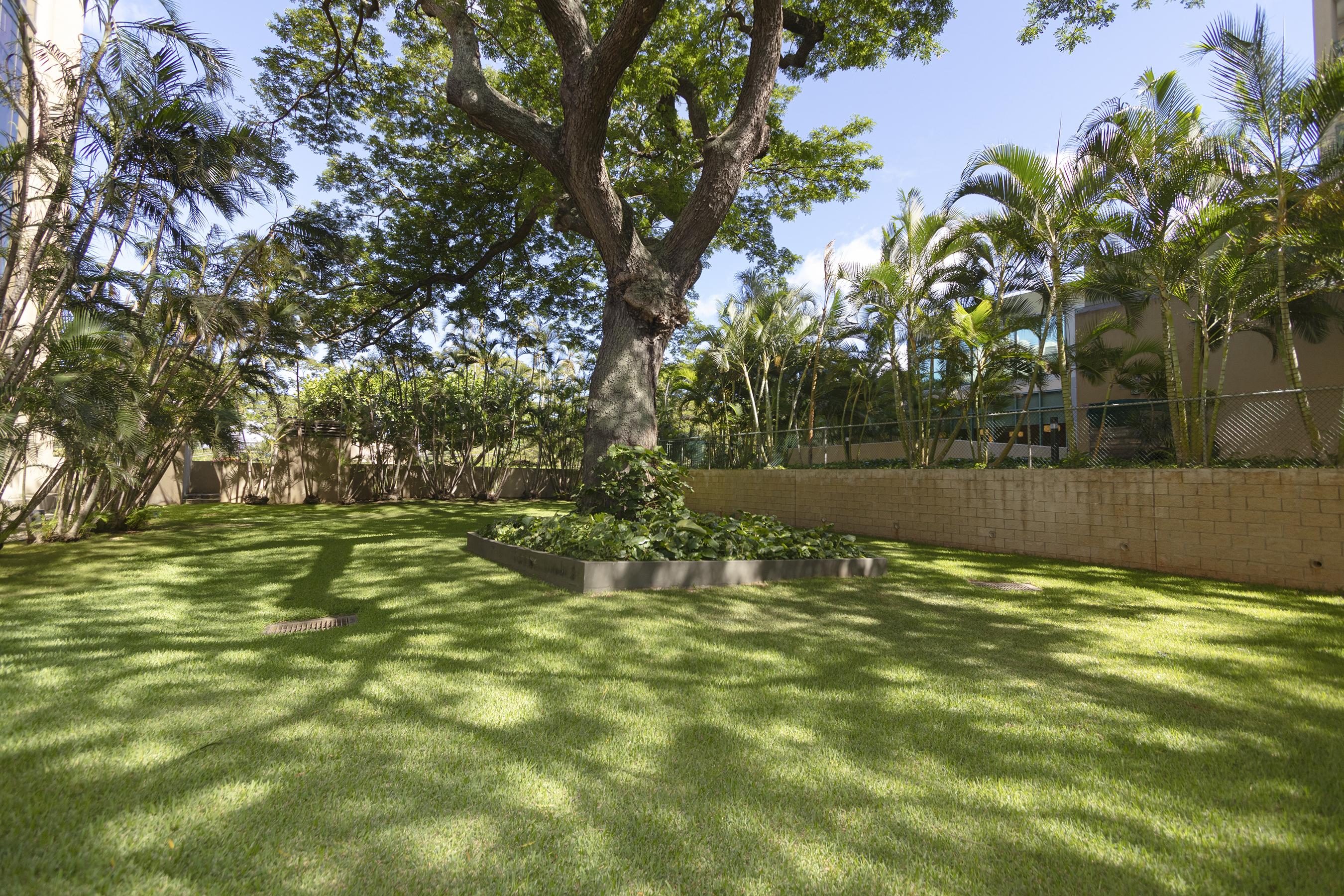 Park area at 2101 Nuuanu Ave #I/1806 Honolulu, HI 96817