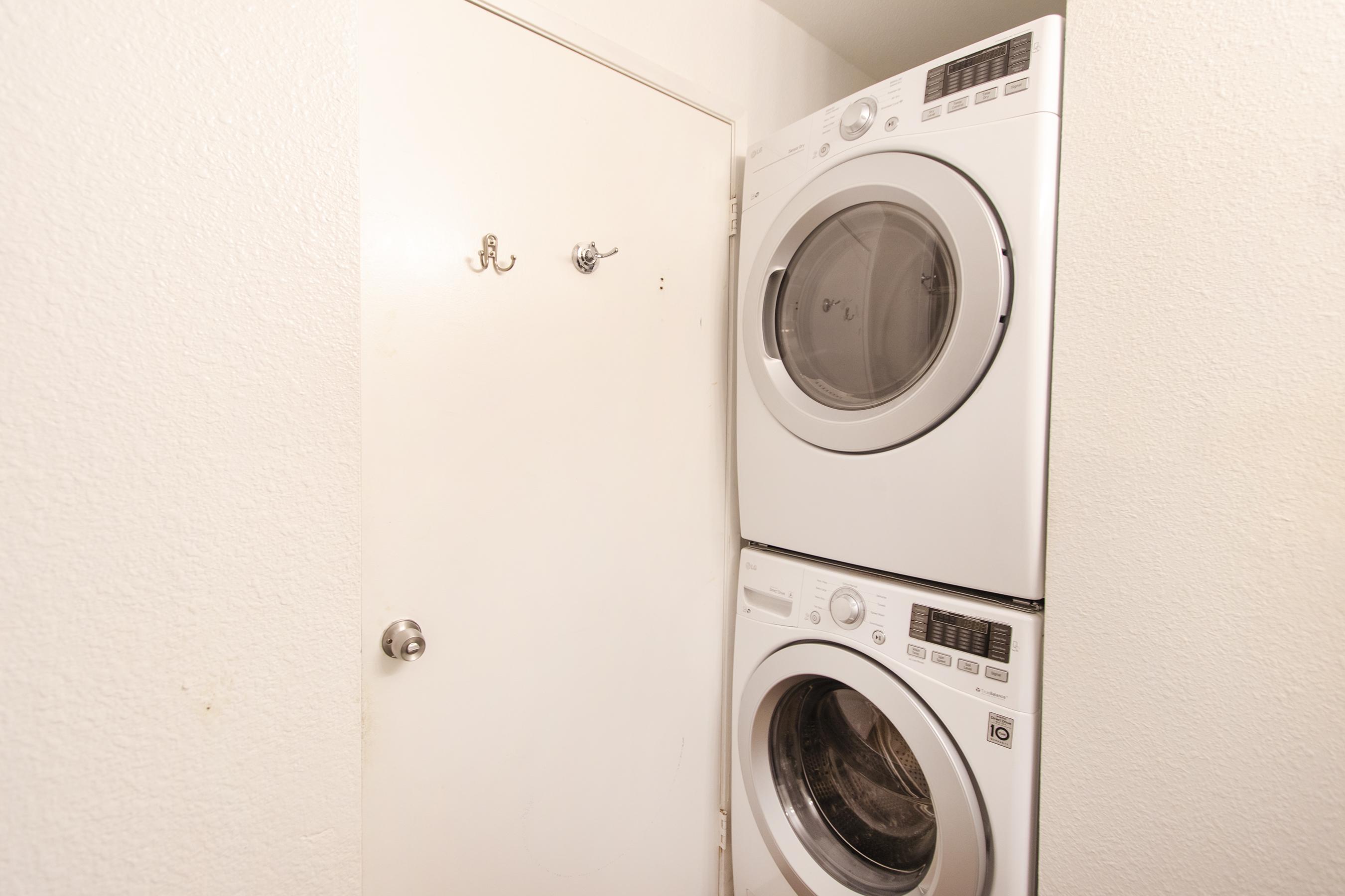 Laundry at 94-517 Lumiaina Street Unit K205
