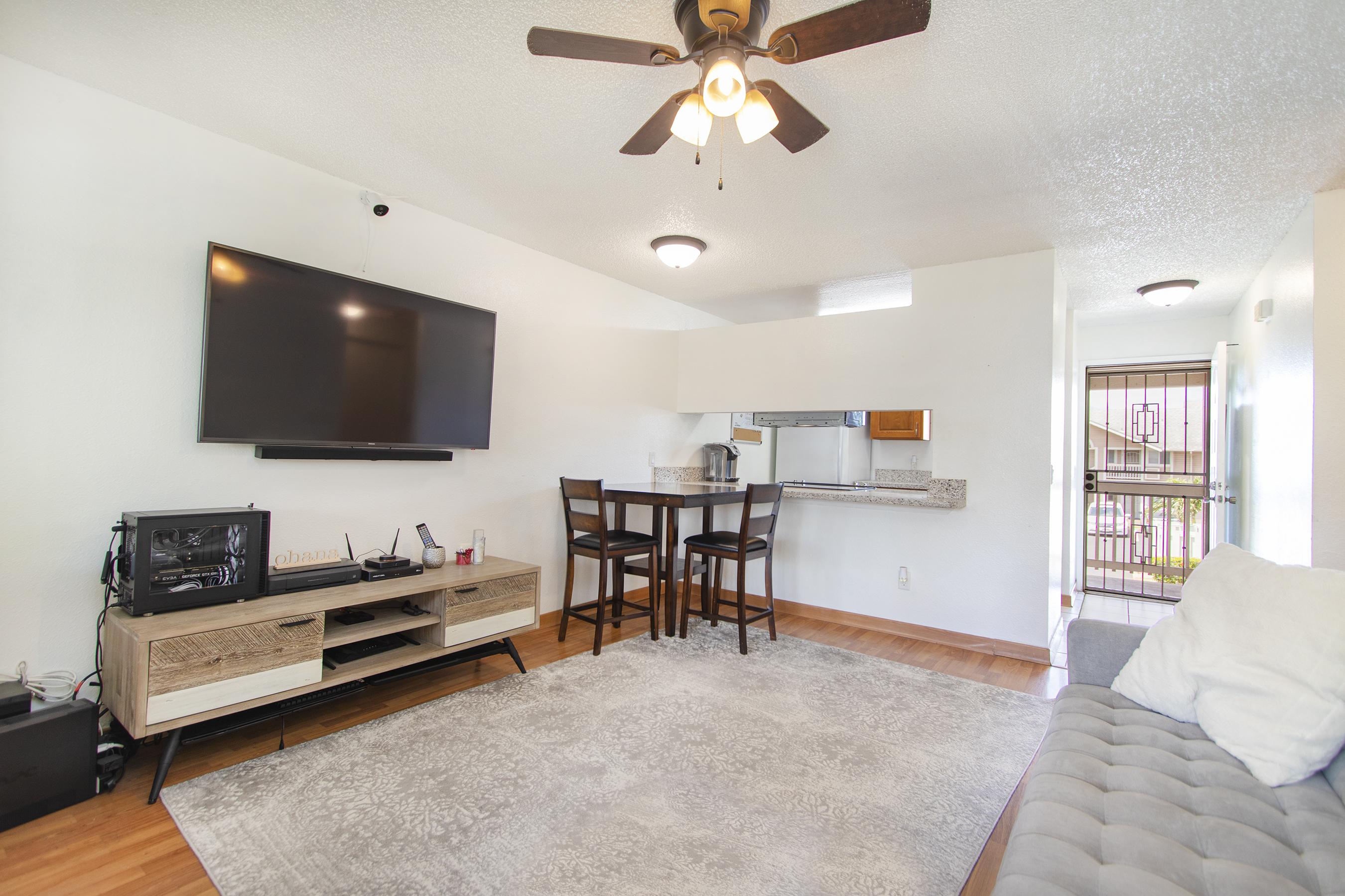 Living Room at 94-517 Lumiaina Street Unit K205