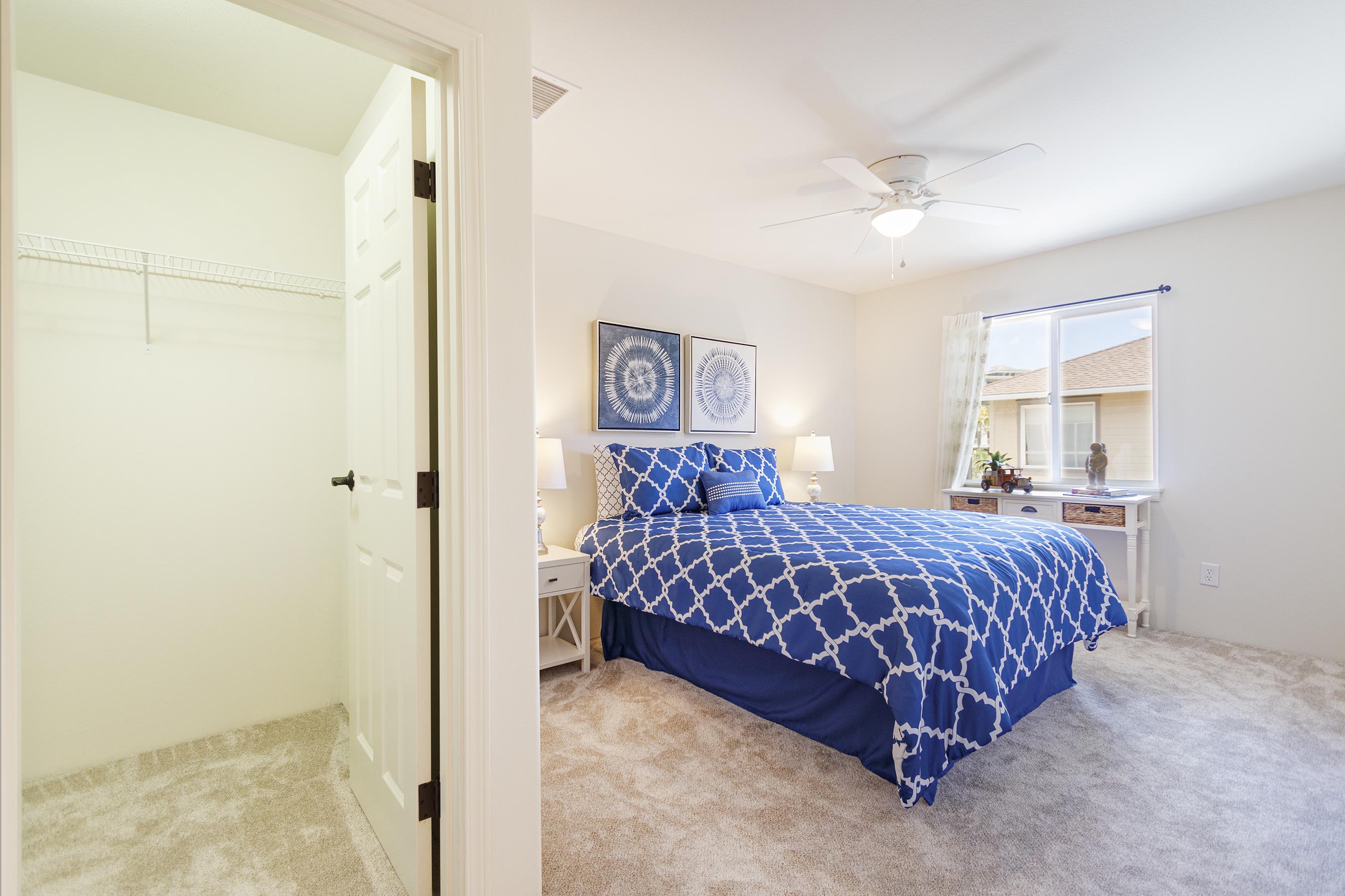 Second bedroom at 580 Lunalilo Home Road VB2409