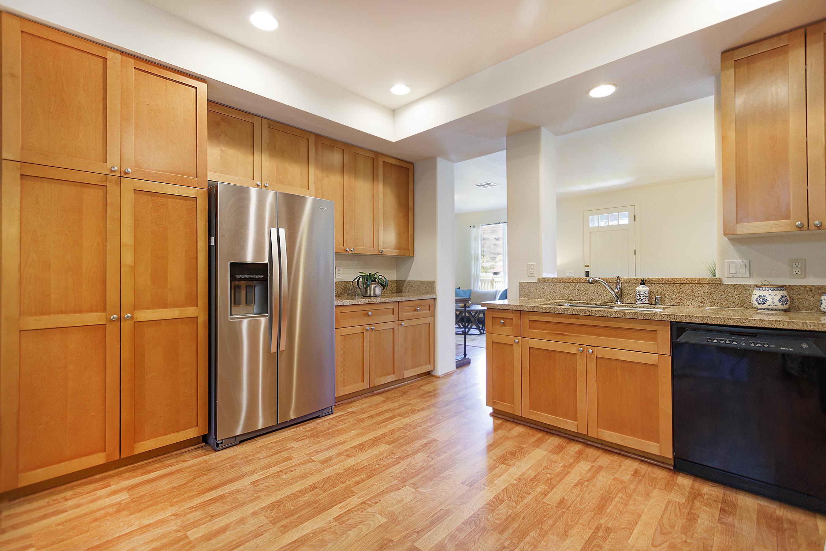 Kitchen at 580 Lunalilo Home Road VB2409