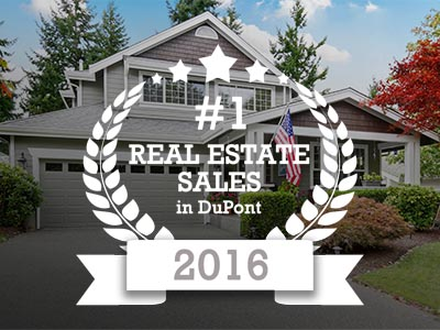 #1 Real Estate Sales in DuPont