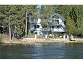Lakefront Home for Sale in Big Bear